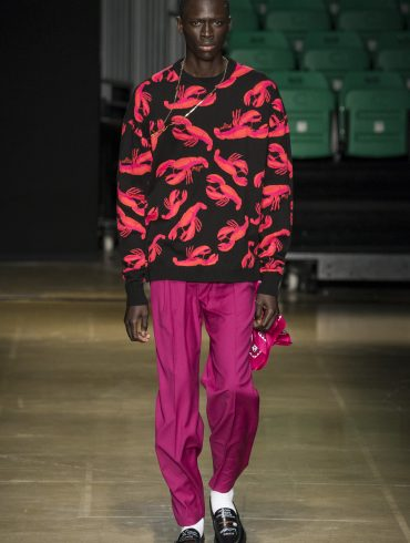 MSGM Men's Spring 2020 Fashion Show