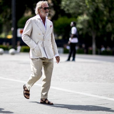 Pitti Uomo Men's Street Style Spring 2020 Day 2