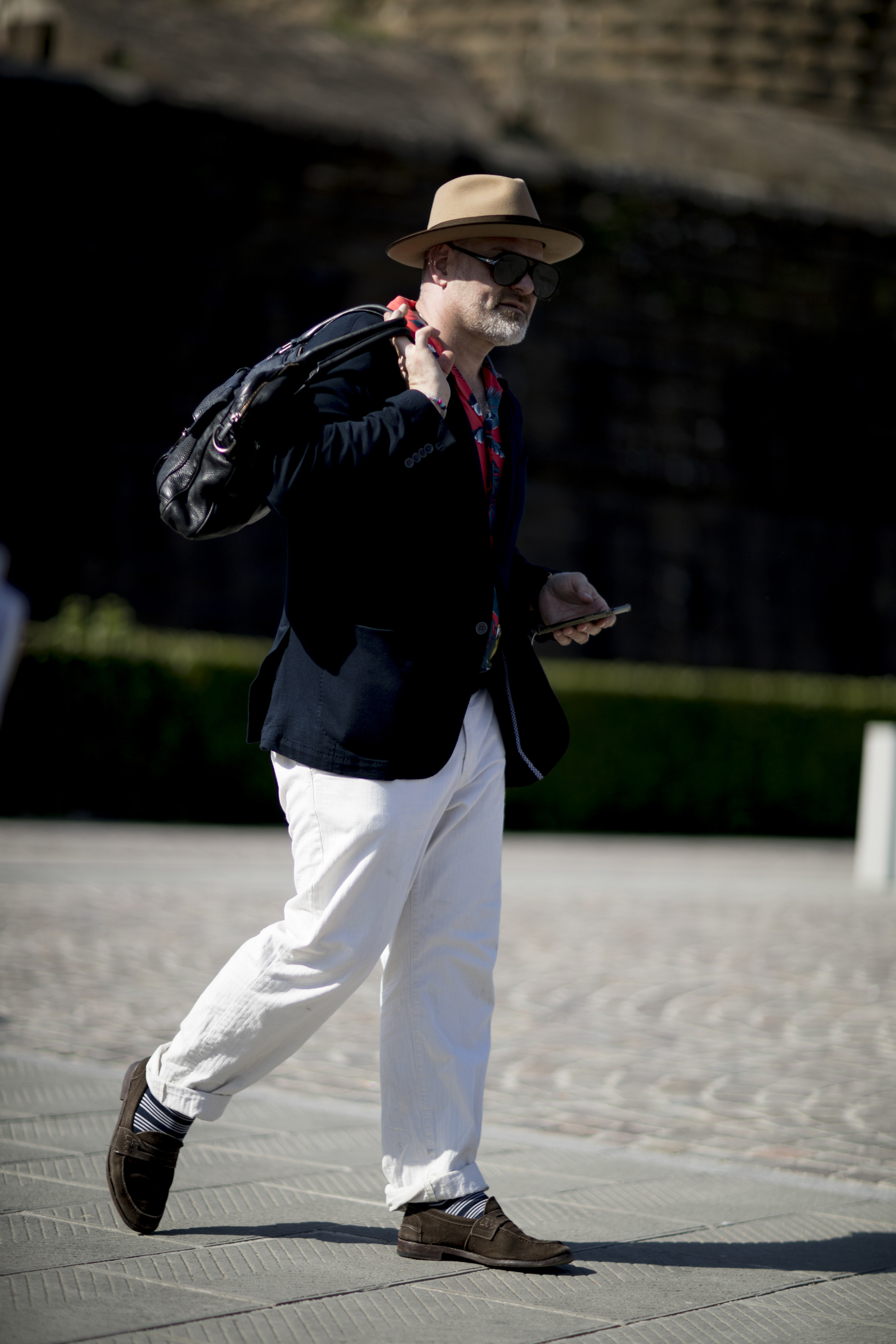 Pitti Uomo Men's Street Style Spring 2020 Day 2