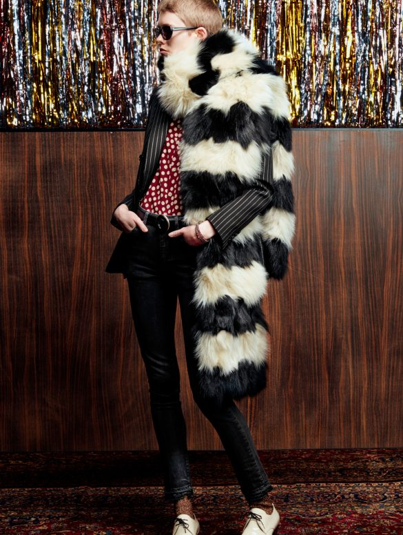Saint Laurent Pre-Fall 2019 Fashion Collection