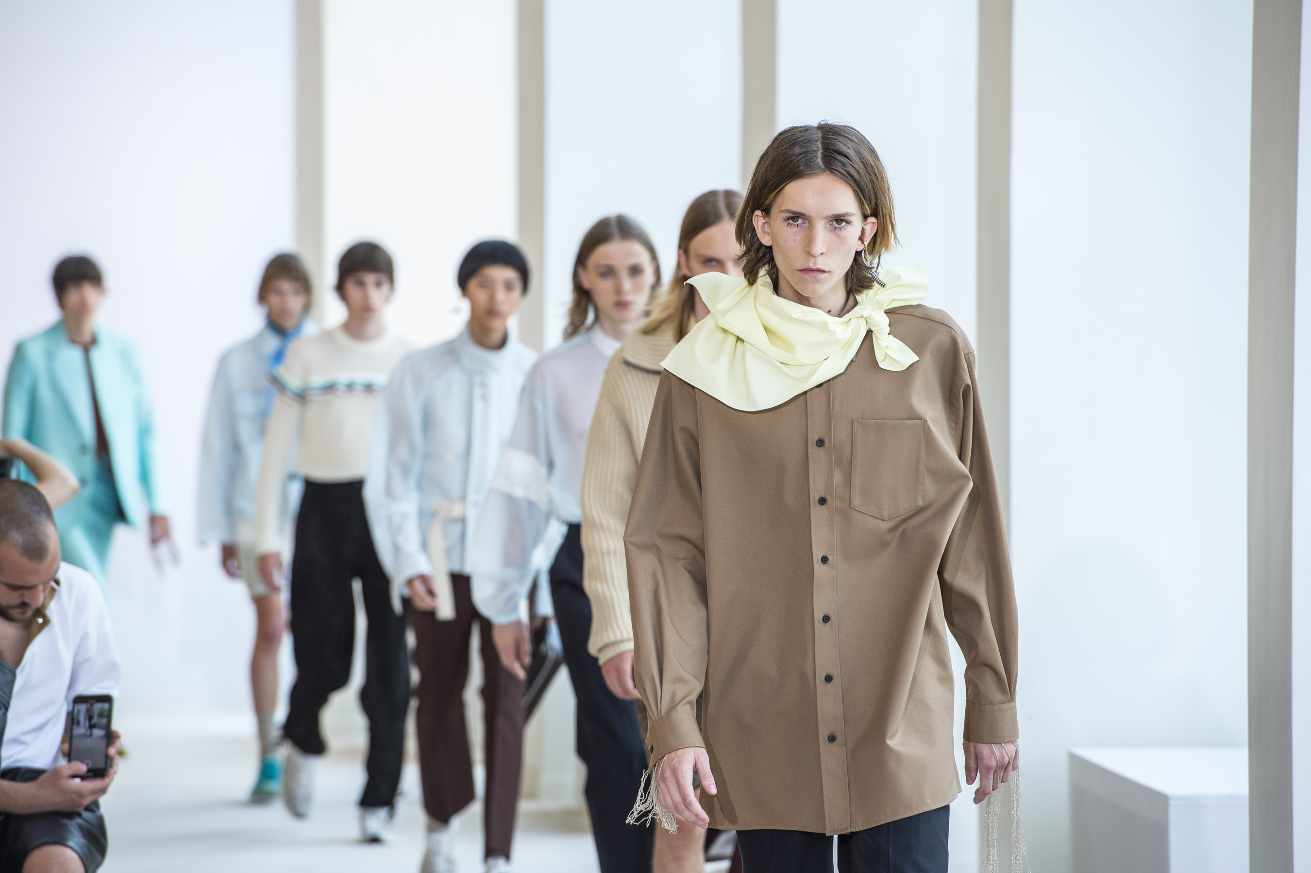 Acne Studios Spring 2020 Men's Fashion Show