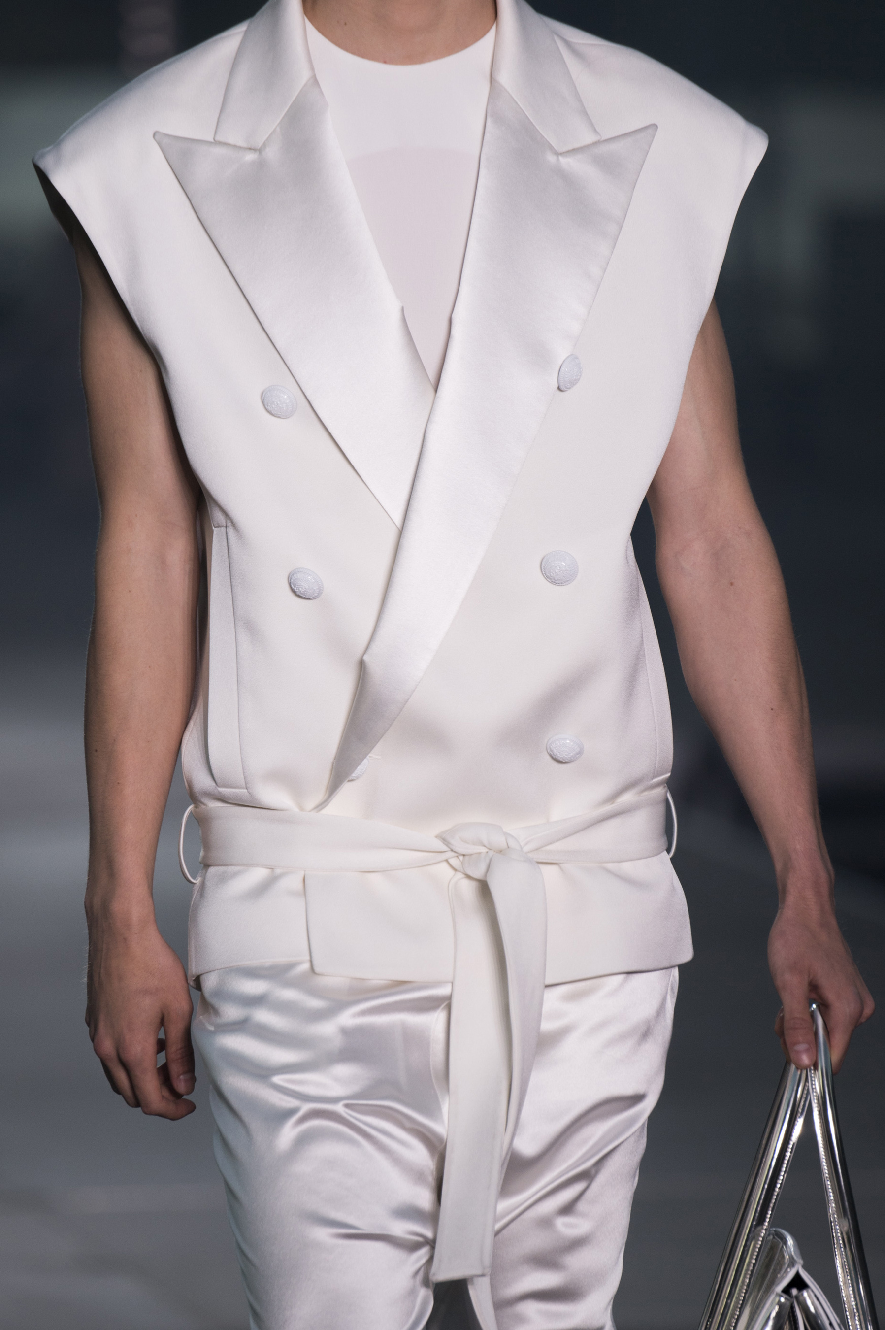Balmain Spring 2020 Men's Fashion Show Details