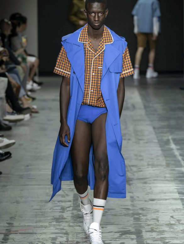 David Catalan Spring 2020 Men's Fashion Show