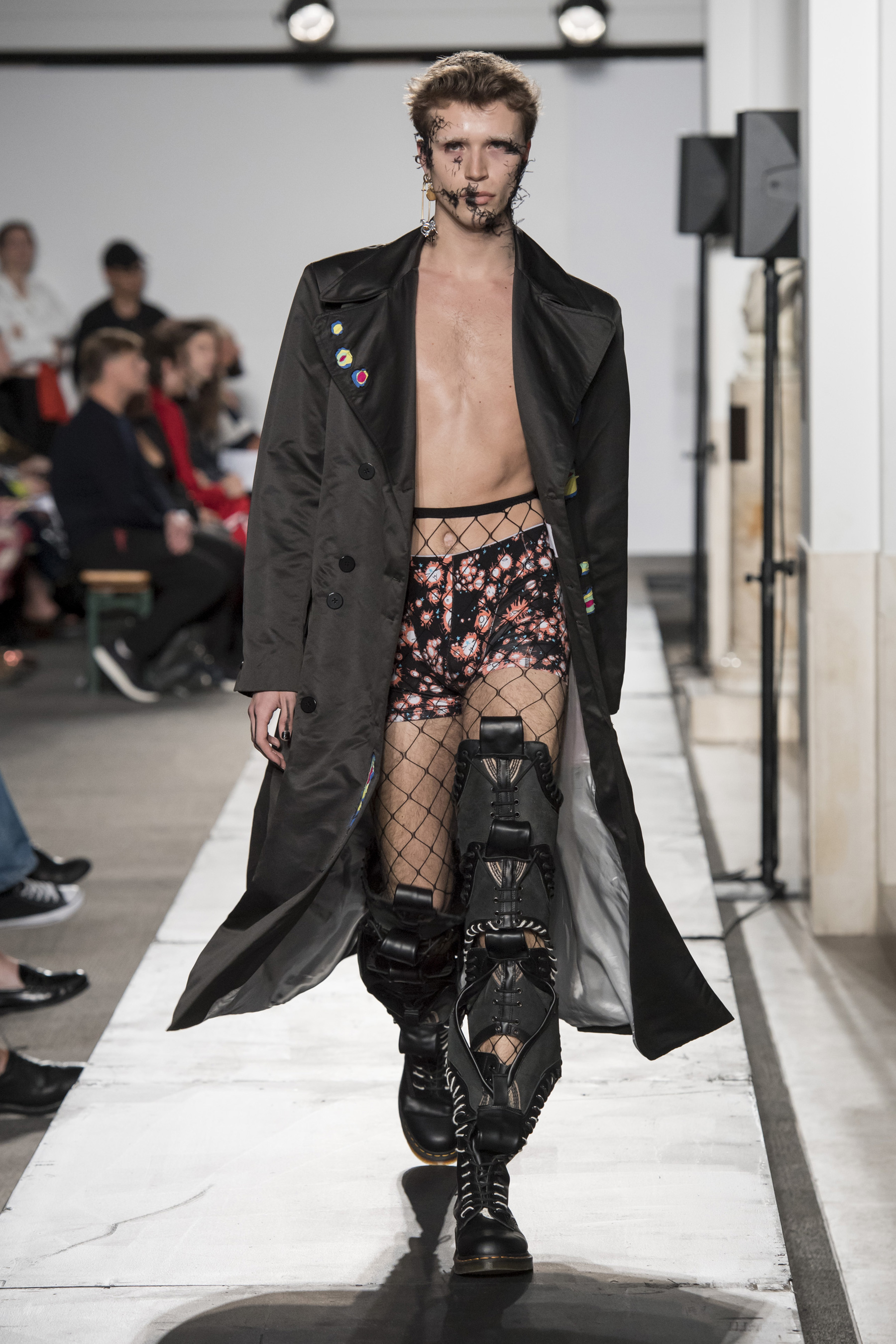 Charles Jeffrey Loverboy Spring 2020 Men's Fashion Show