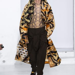 Cmmn Swdn Spring 2020 Men's Fashion Show