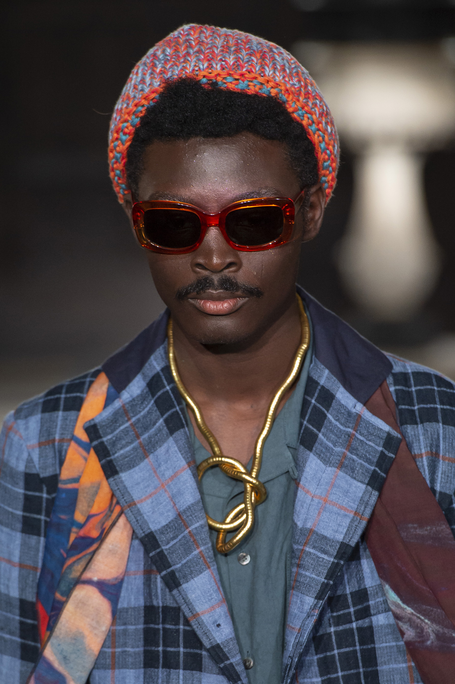 Nicholas Daley Spring 2020 Men's Fashion Show Details
