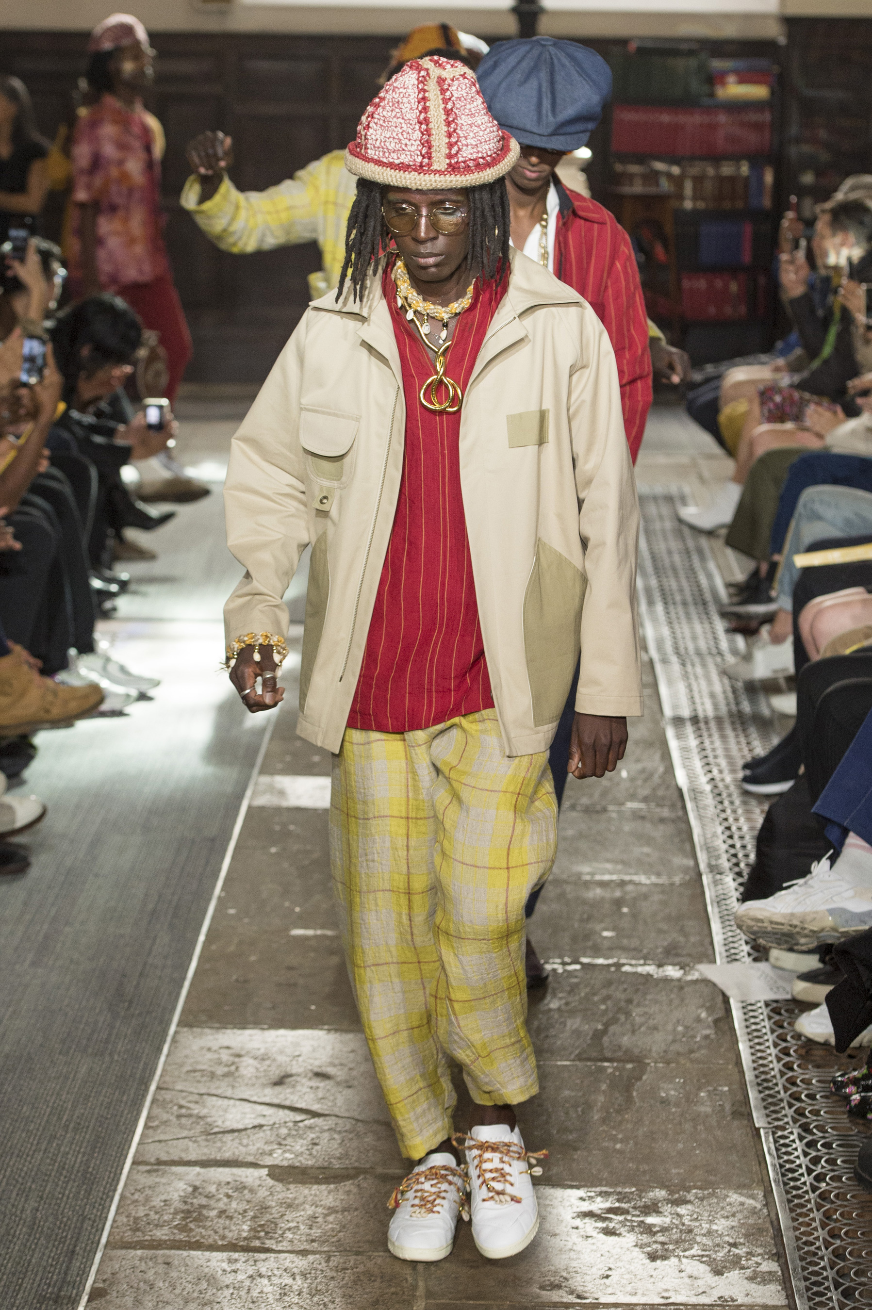 Nicholas Daley Spring 2020 Men's Fashion Show
