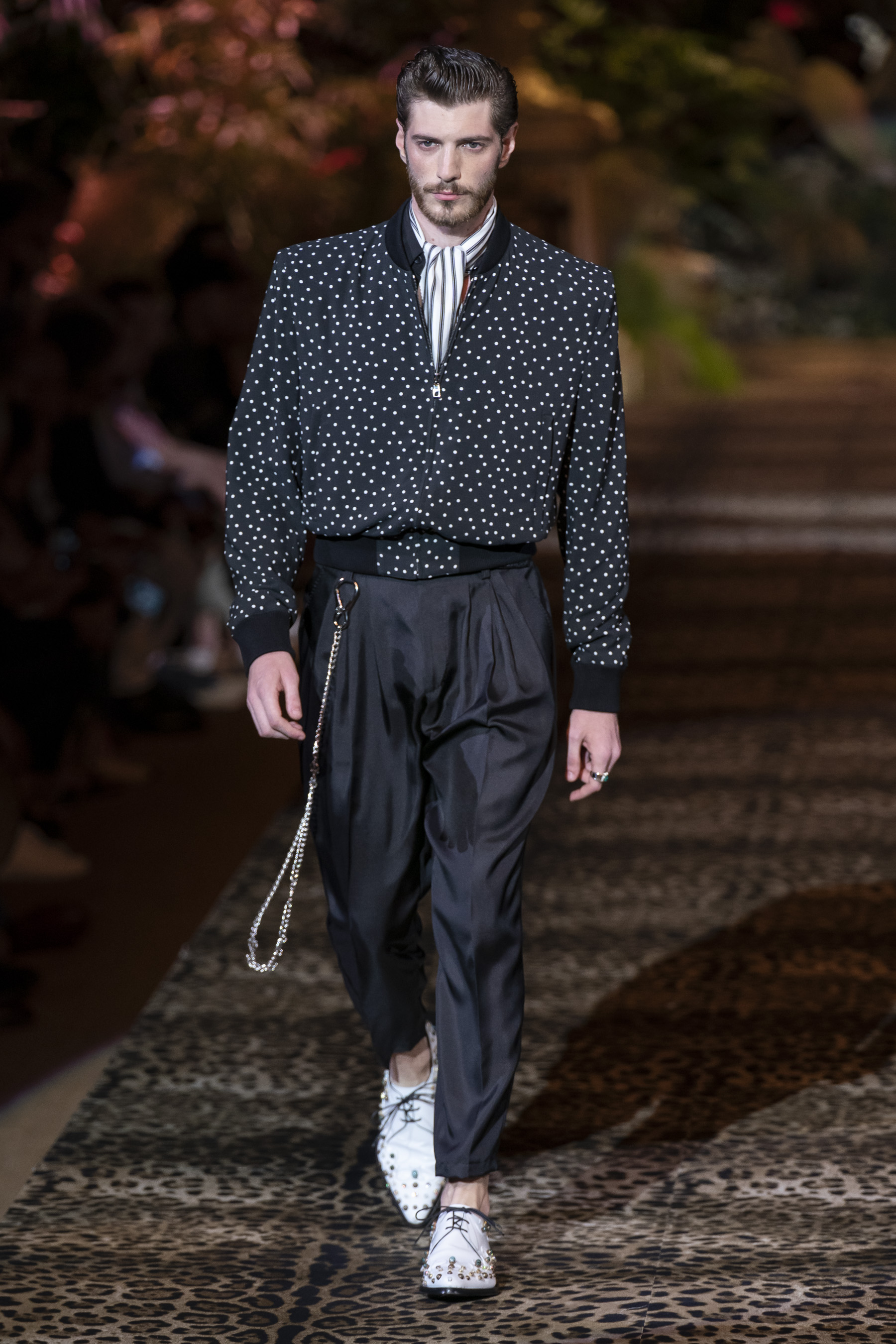 Dolce & Gabbana Spring 2020 Men's Fashion Show