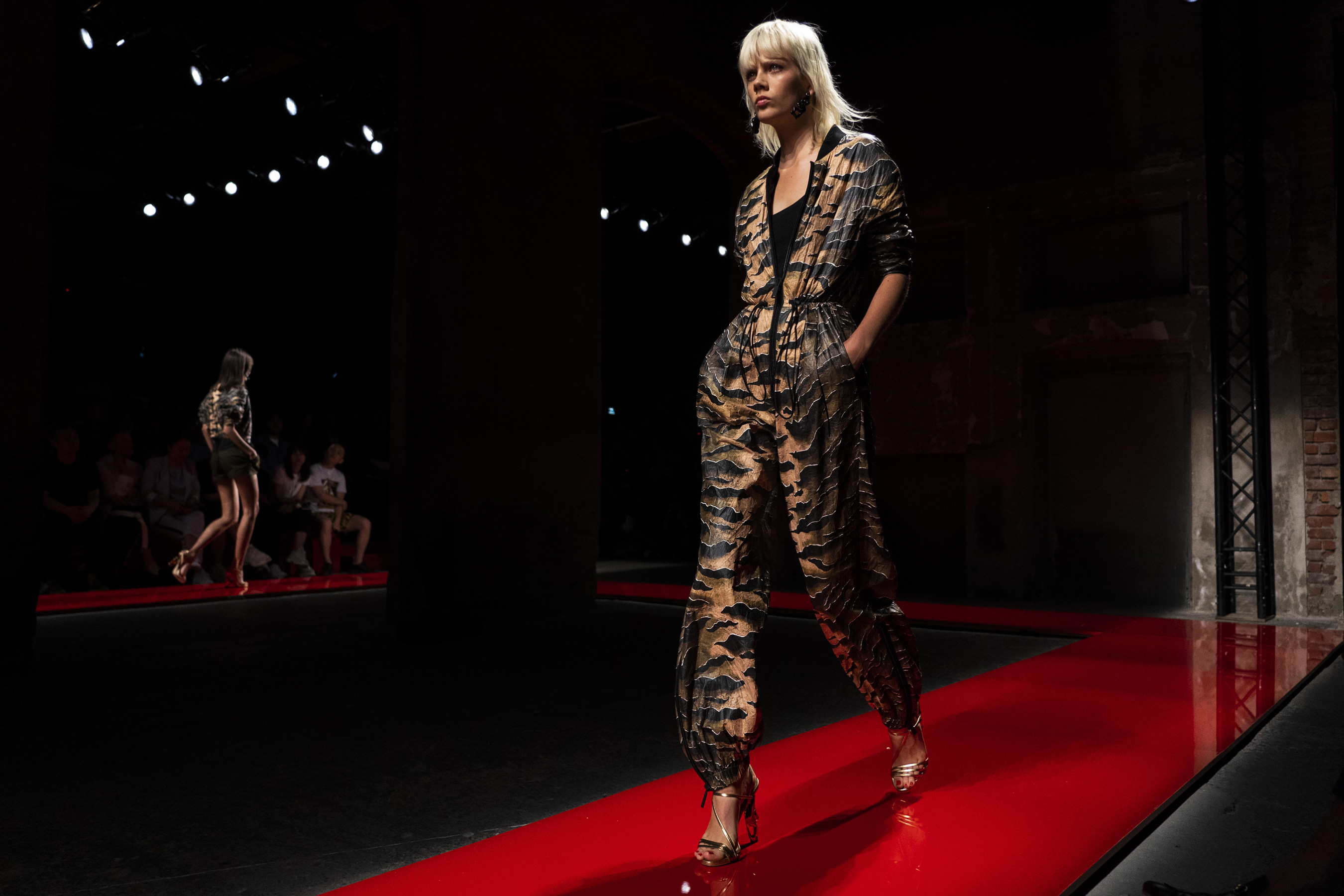 Dsquared2 Spring 2020 Men's Fashion Show Atmosphere