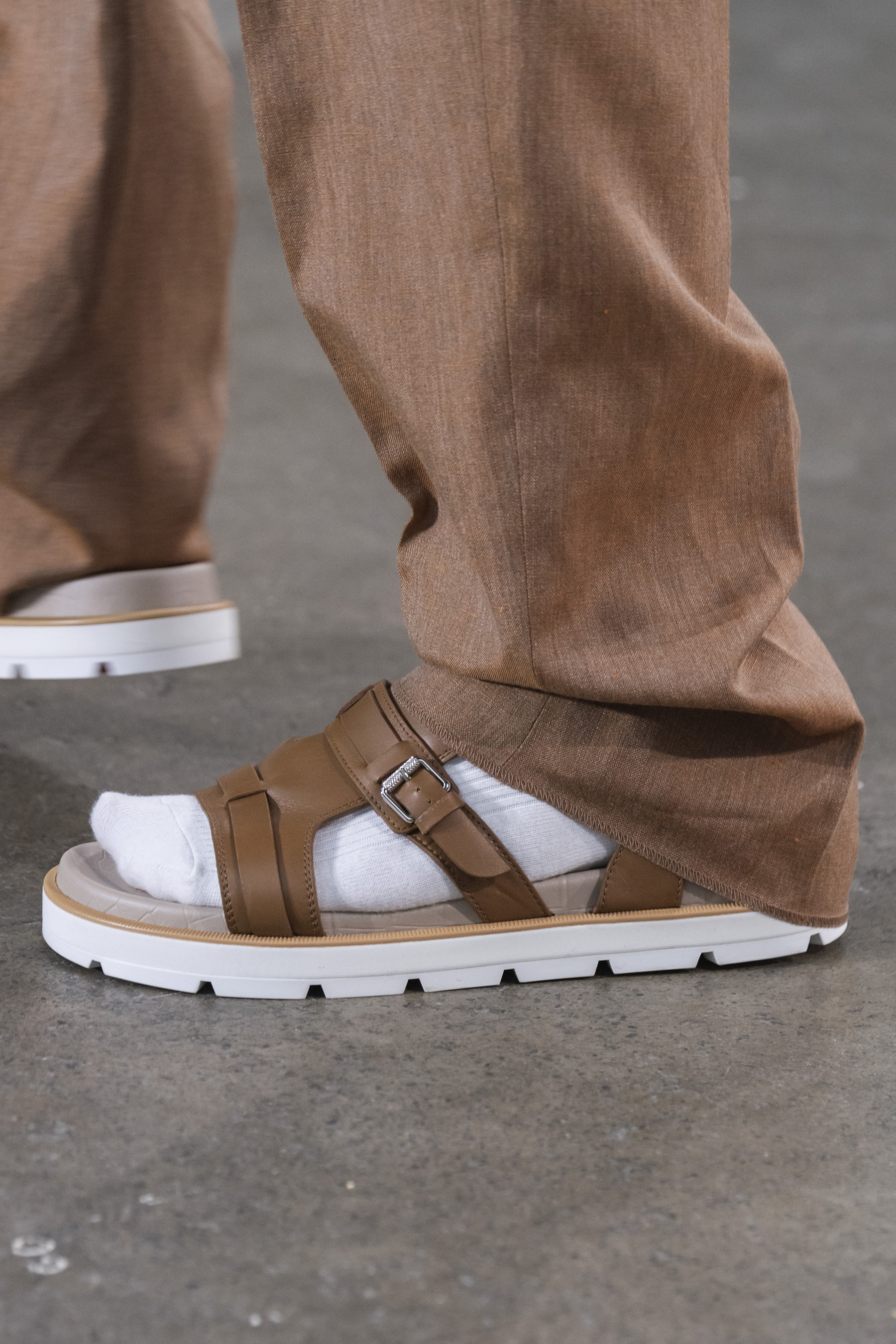 E. Tautz Spring 2020 Men's Fashion Show Details