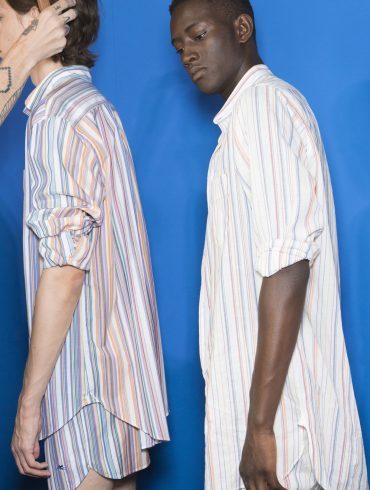 Etro Spring 2020 Men's Fashion Show Backstage