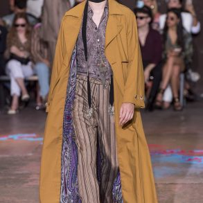 Etro Spring 2020 Men's Fashion Show