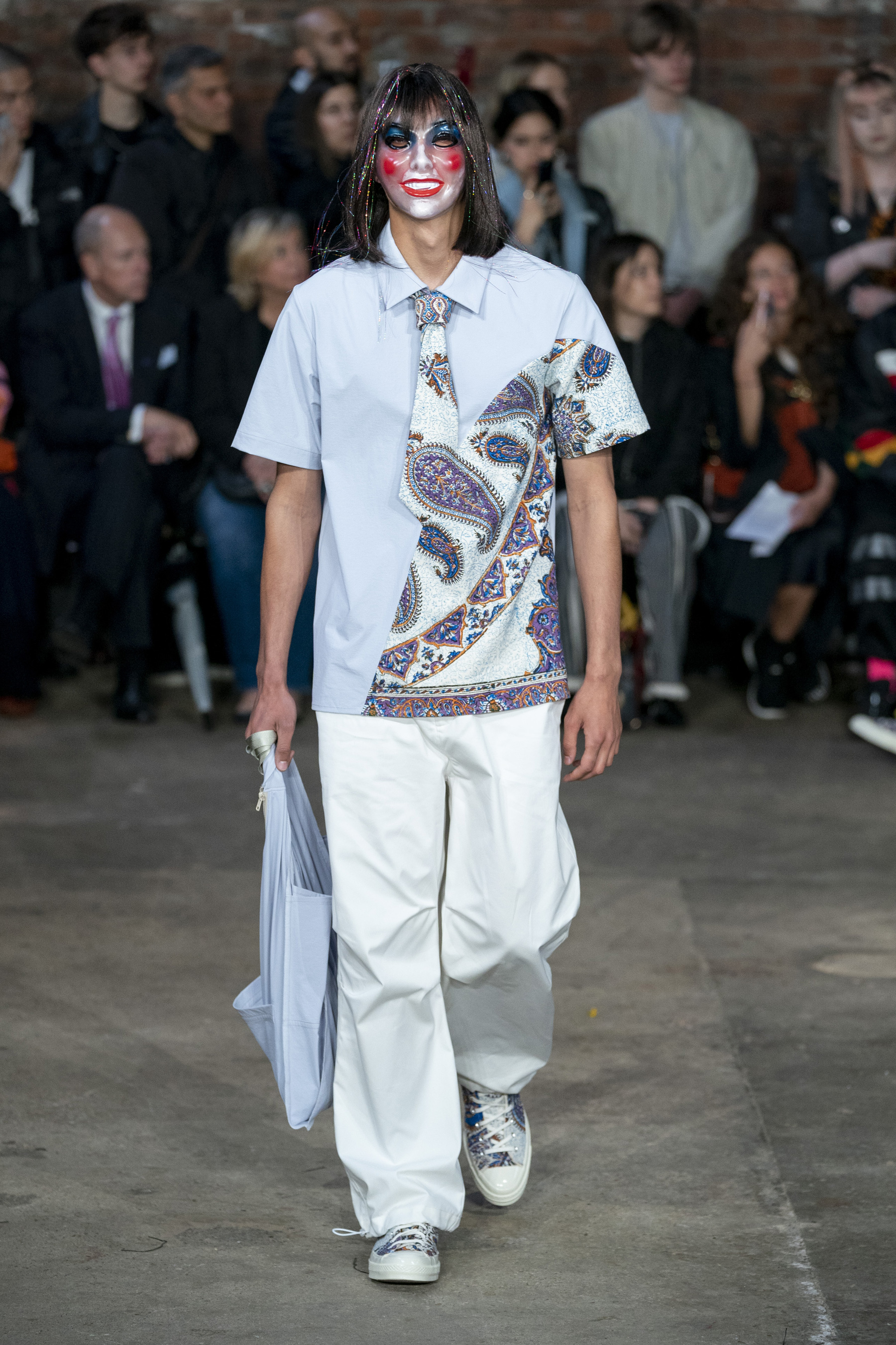 Paria Farzaneh Spring 2020 Men's Fashion Show
