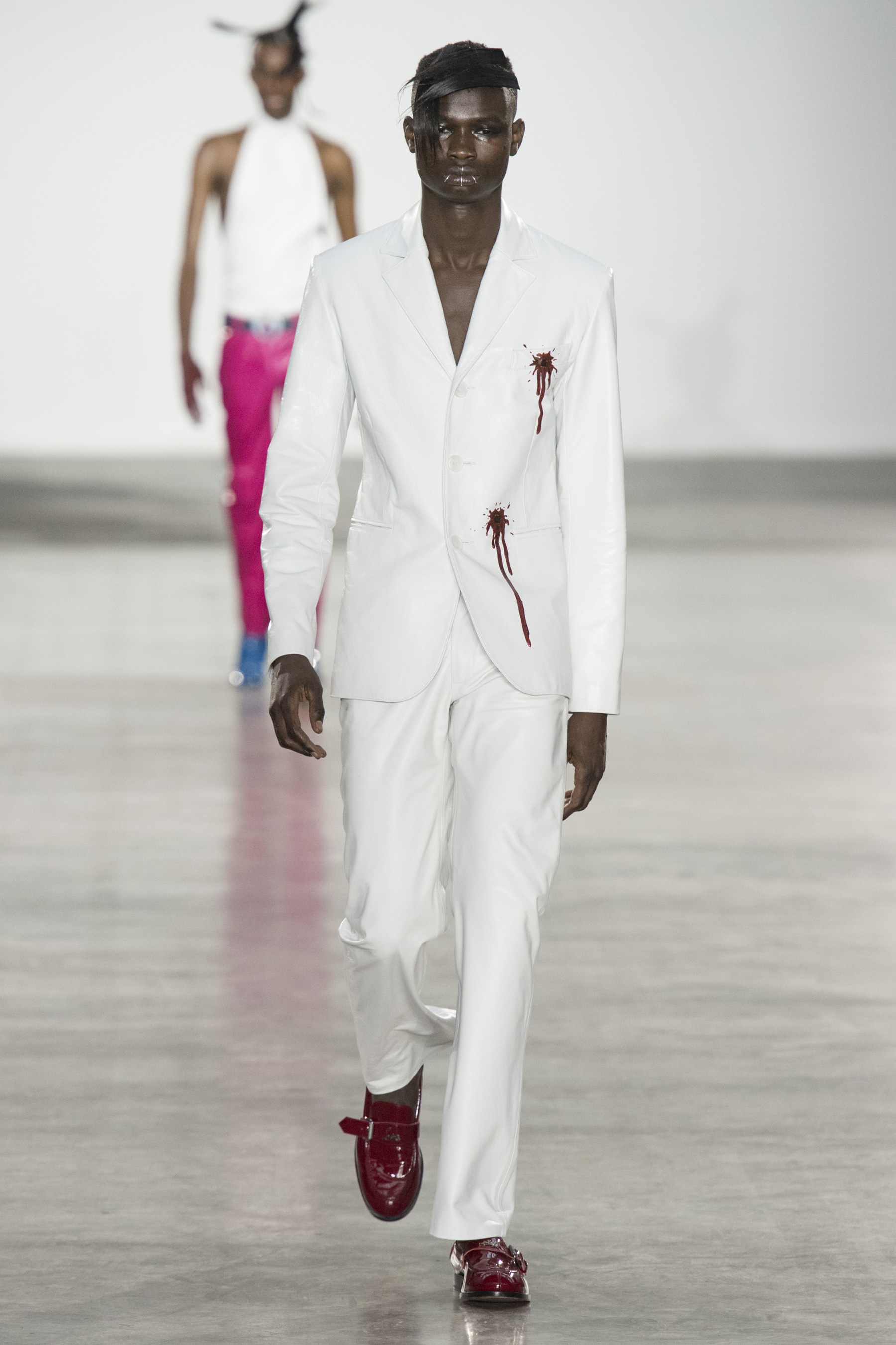 Fashion East Spring 2020 Men's Fashion Show