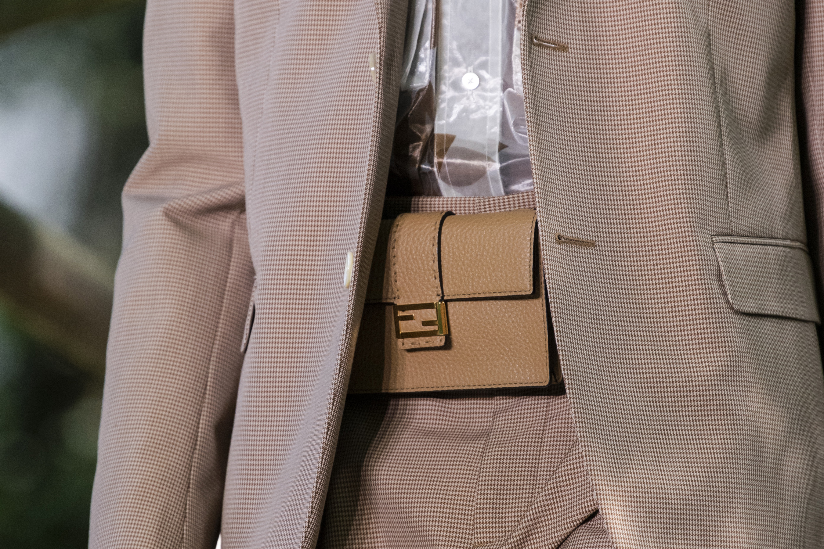 Fendi Spring 2020 Men's Fashion Show Details