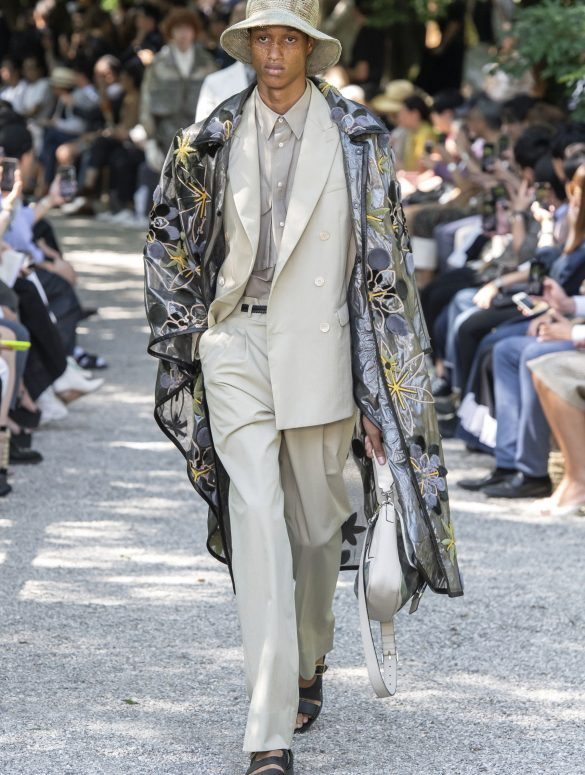 Fendi Spring 2020 Men's Fashion Show