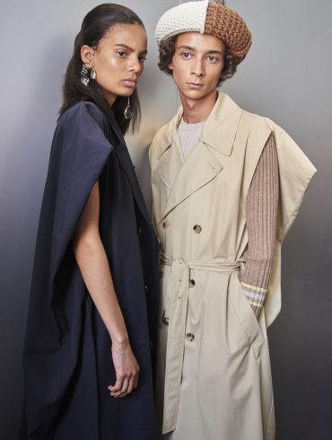 Jw Anderson Spring 2020 Men's Fashion Show Backstage