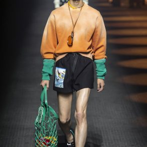 Kenzo Spring 2020 Men's Fashion Show