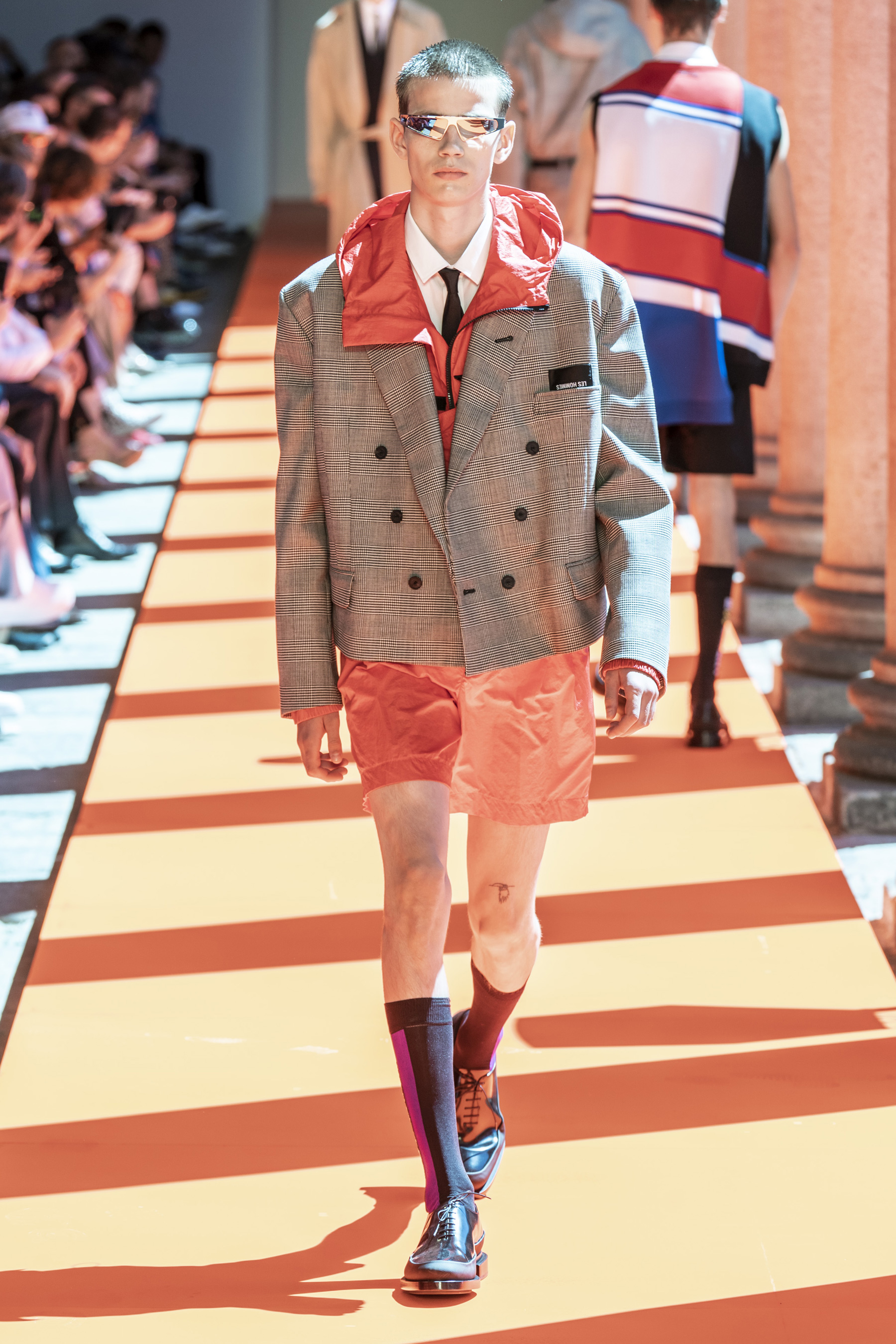 Les Hommes Spring 2020 Men's Fashion Show