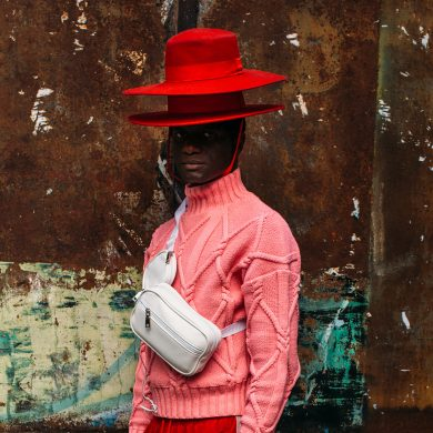 London Men's Street Style Spring 2020 DAY 2