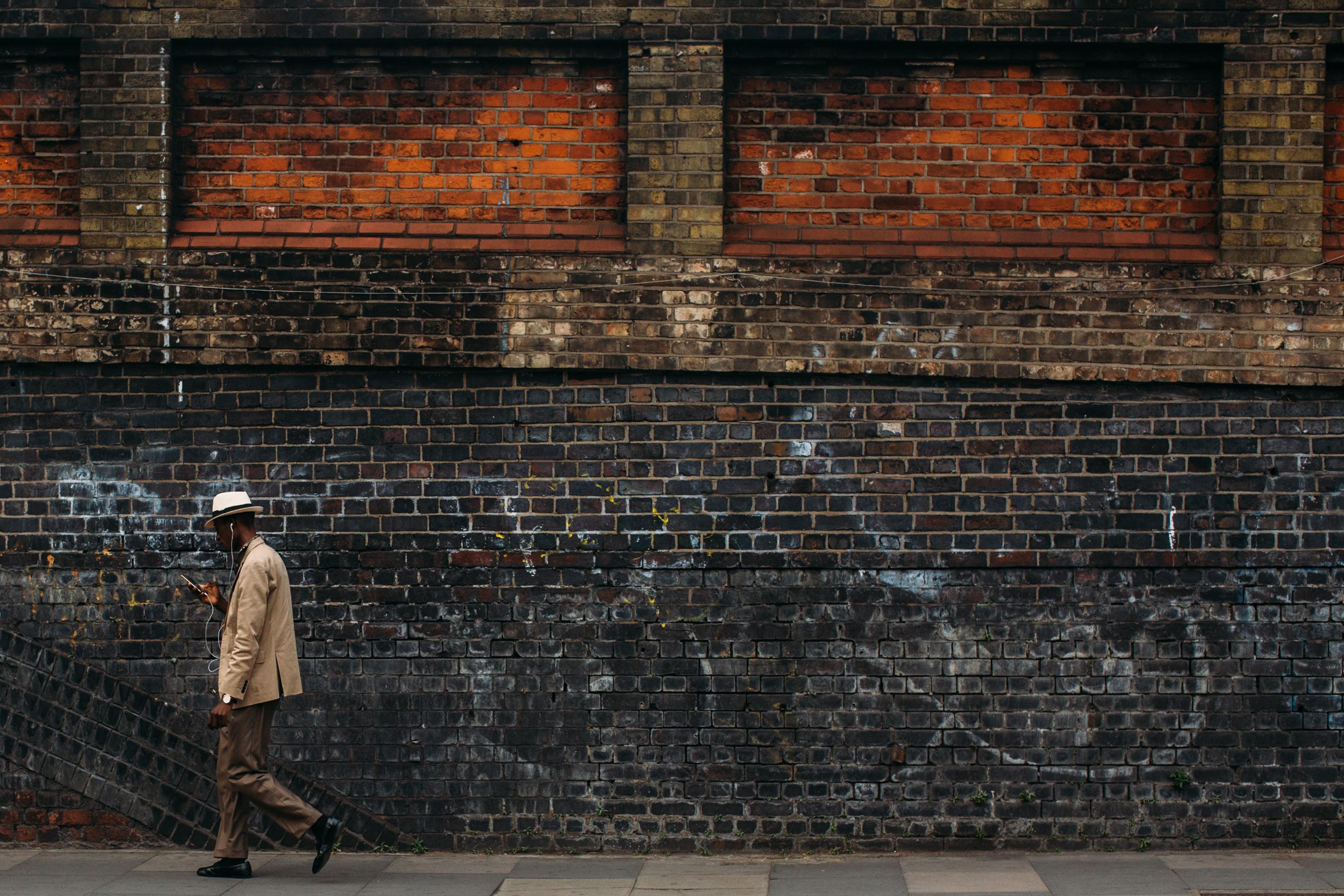 London Men's Street Style Spring 2020 Day