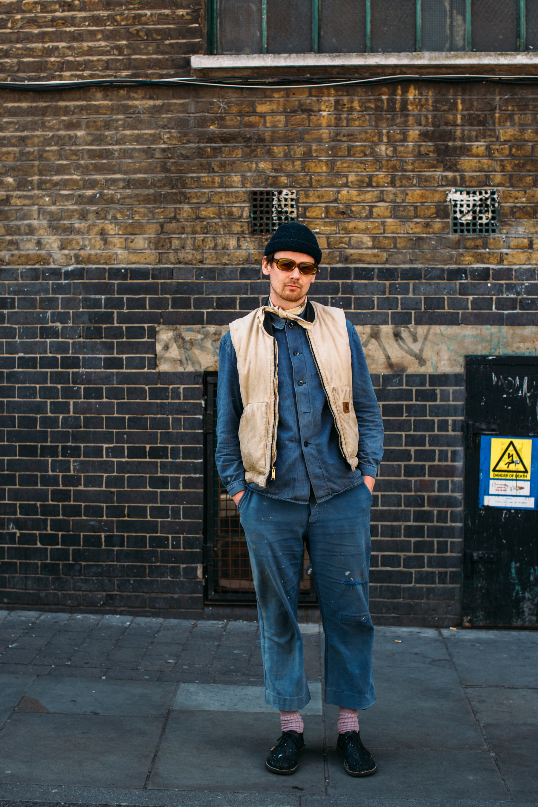 London Men's Street Style Spring 2020 Day