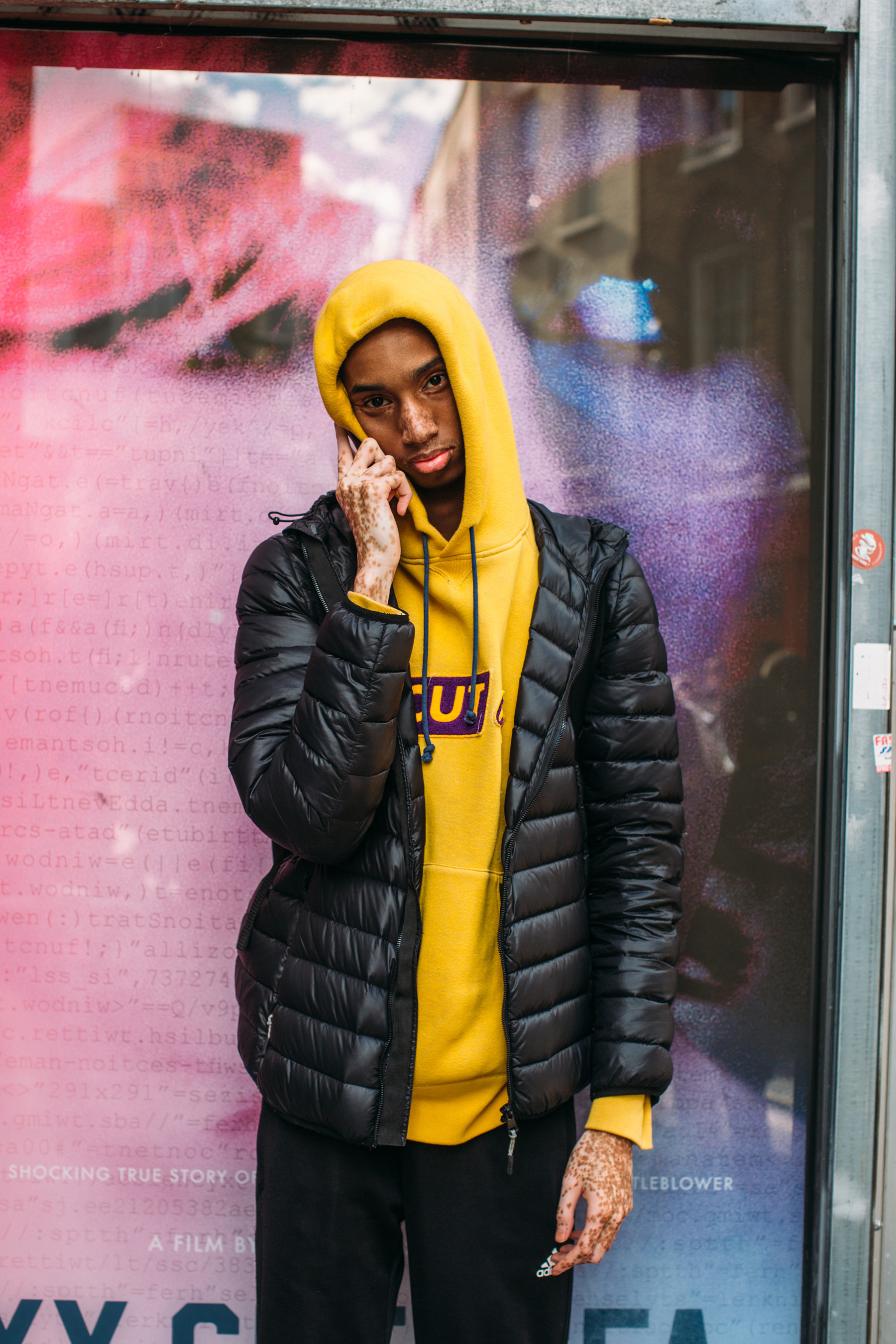 London Men's Street Style Spring 2020 Day 1