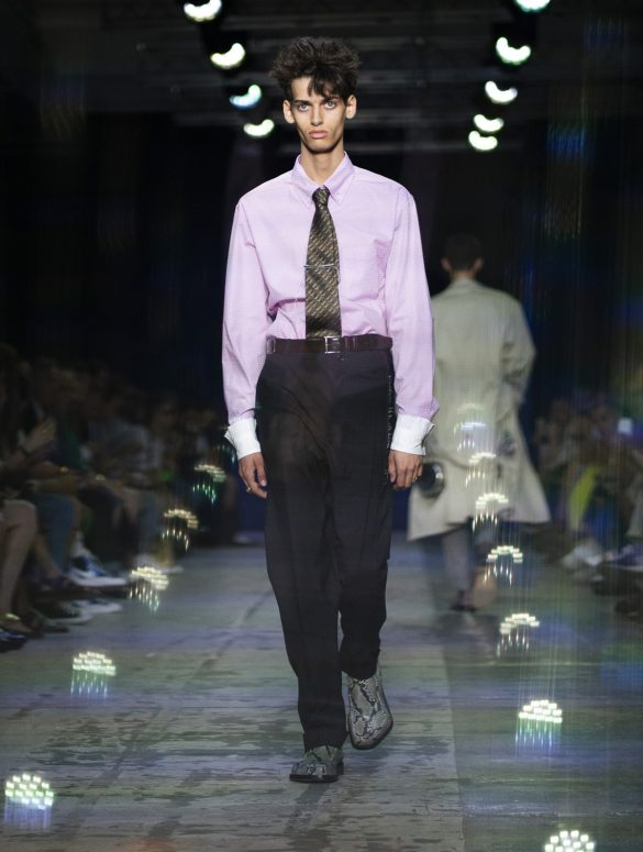 Magliano Spring 2020 Men's Fashion Show Atmosphere