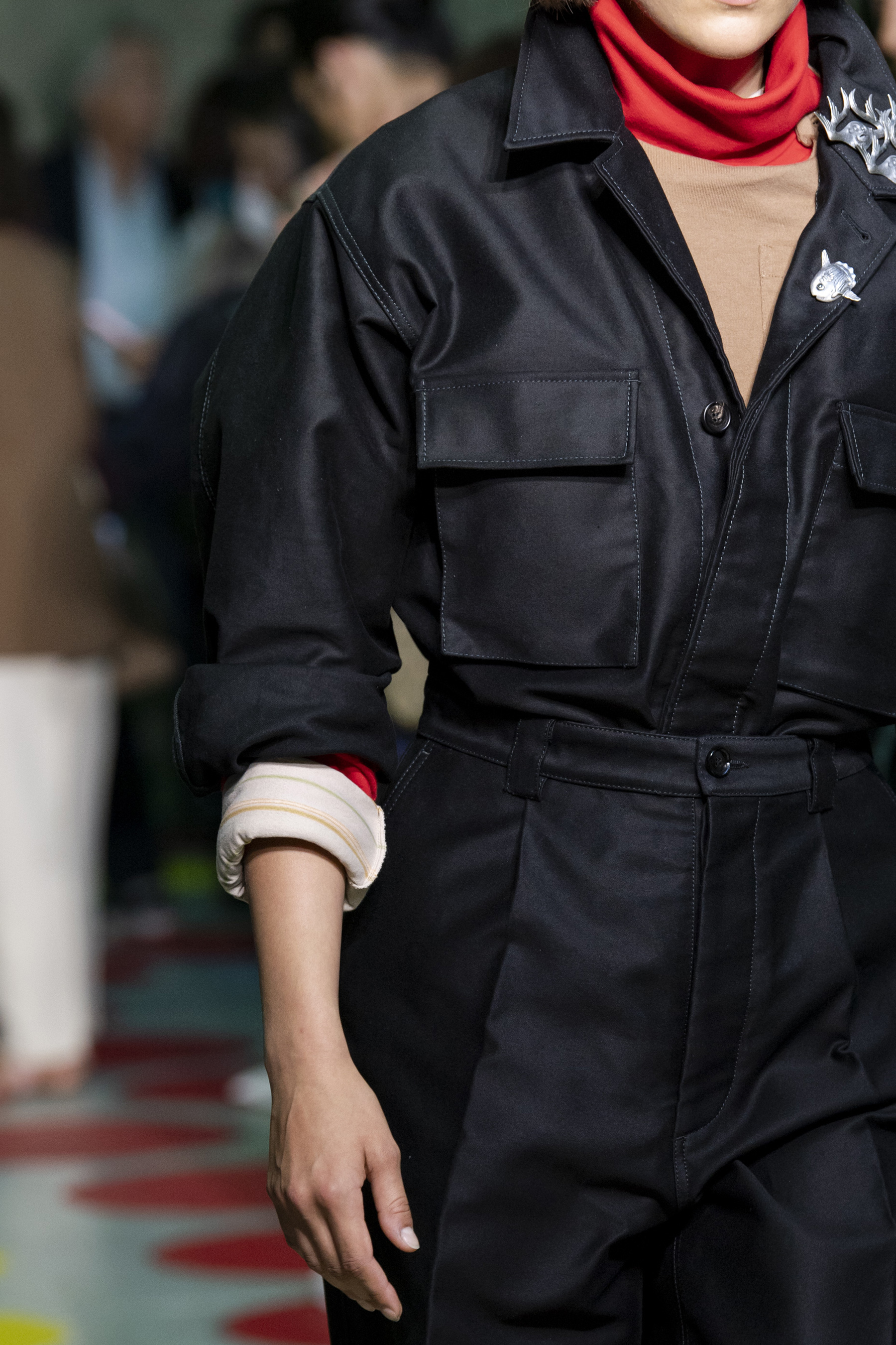 Marni Spring 2020 Men's Fashion Show Details