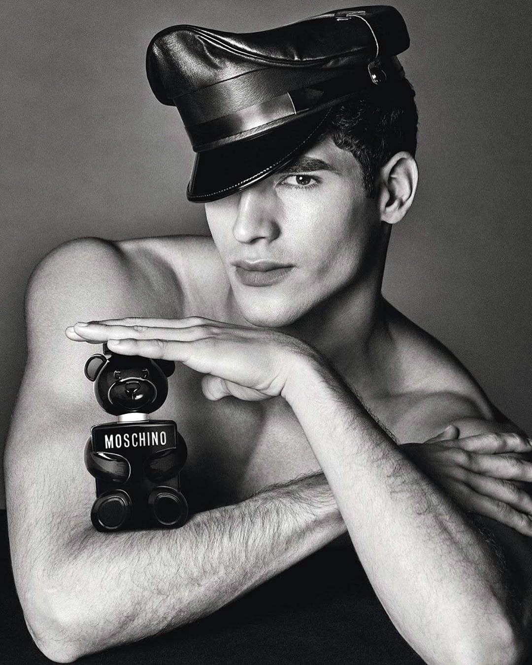 Moschino Toy Boy Fragrance Summer 2019 Ad Campaign