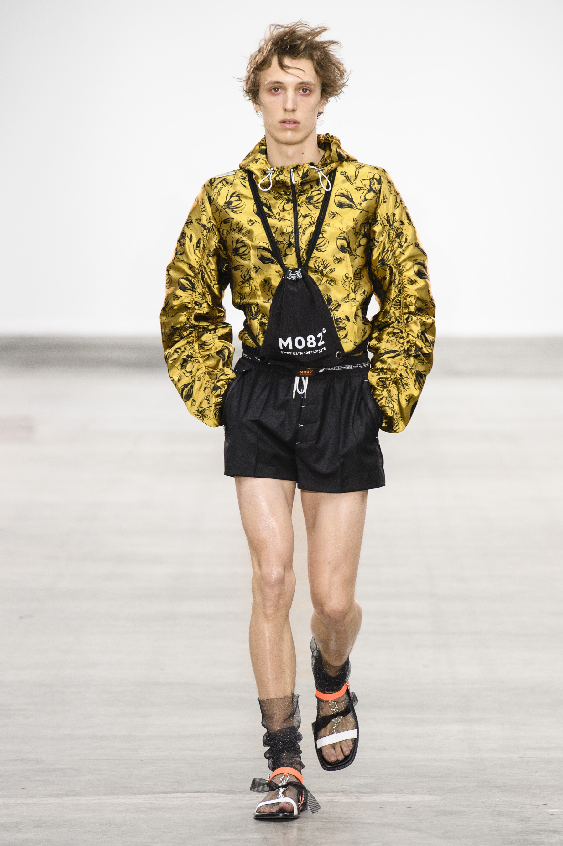 Munn Spring 2020 Men's Fashion Show