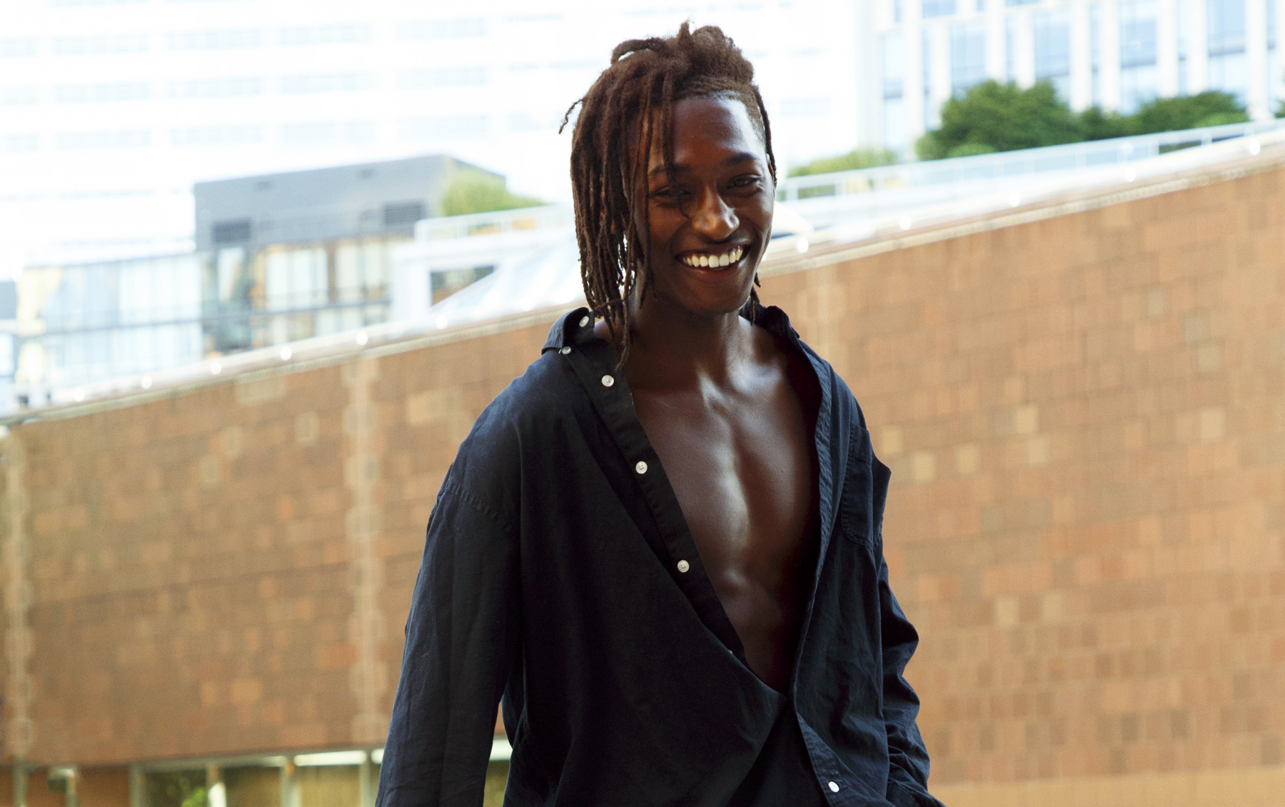 New York Men's Street Style Spring 2020 Day 2