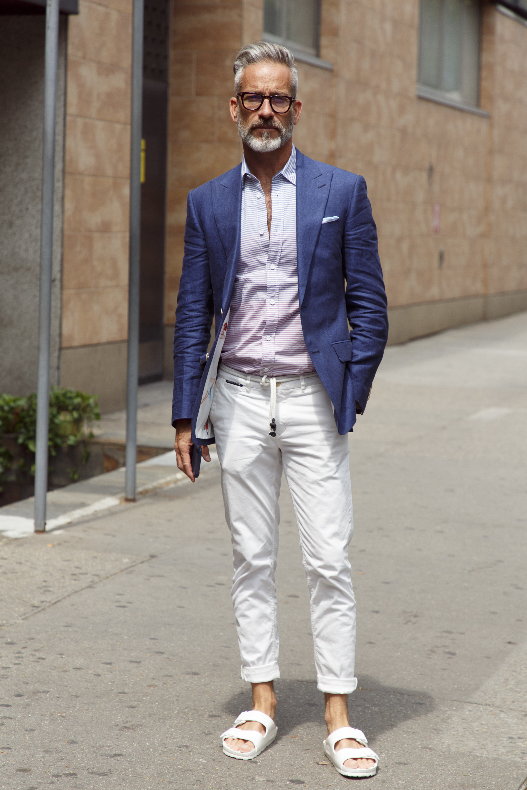 New York Men's Street Style Spring 2020