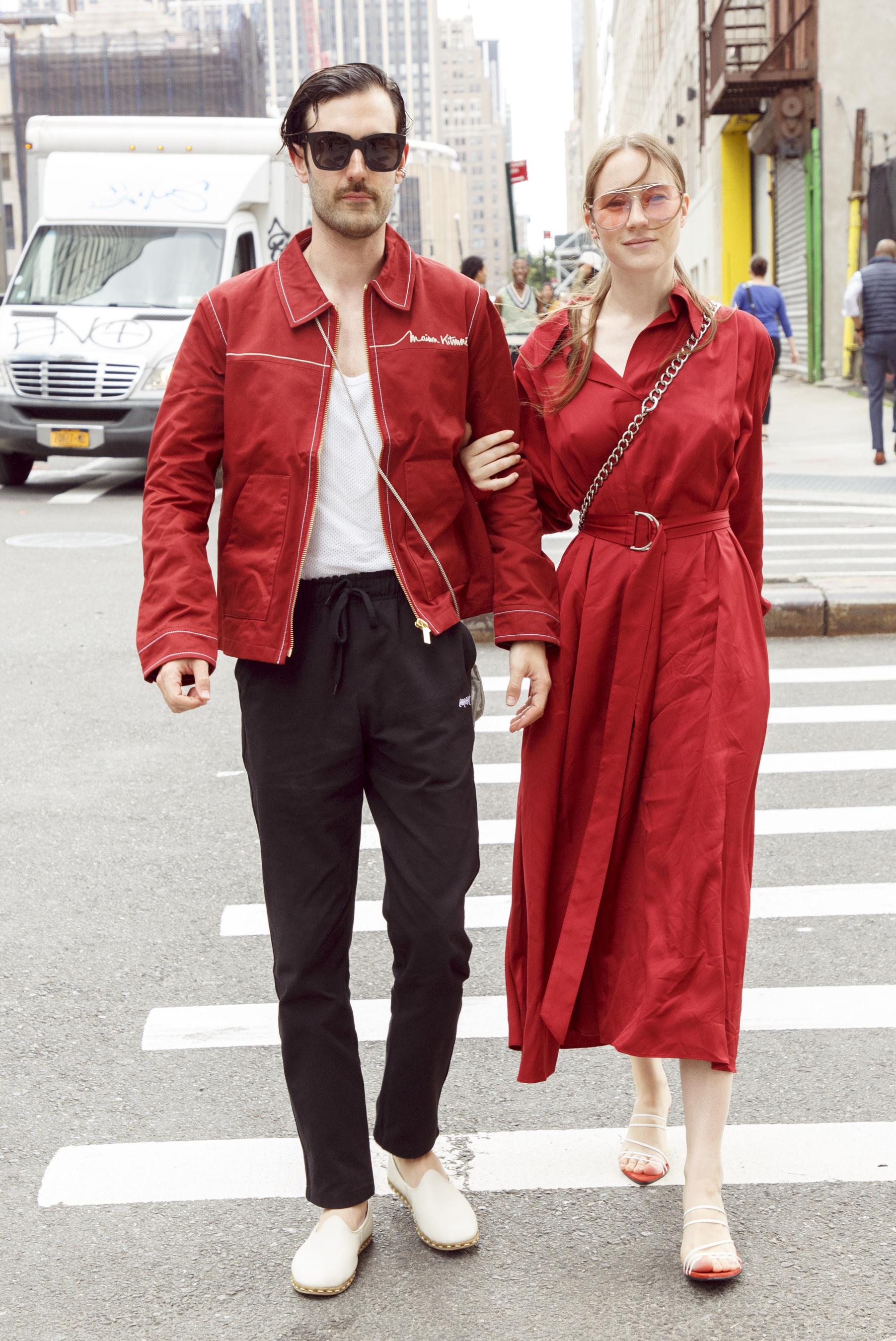 New York Men's Street Style Fall 2019
