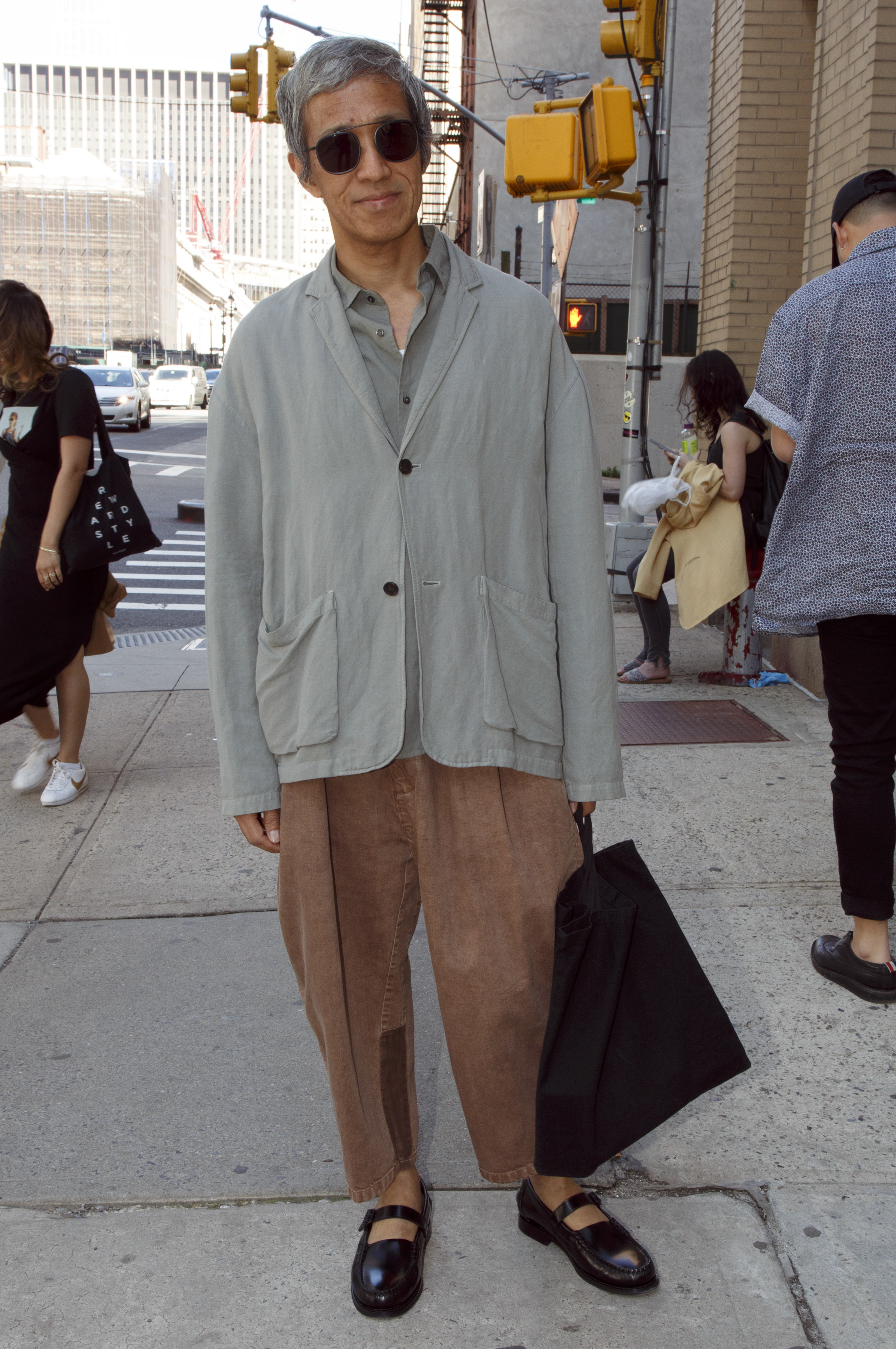New York Men's Street Style Spring 2020 Day 1