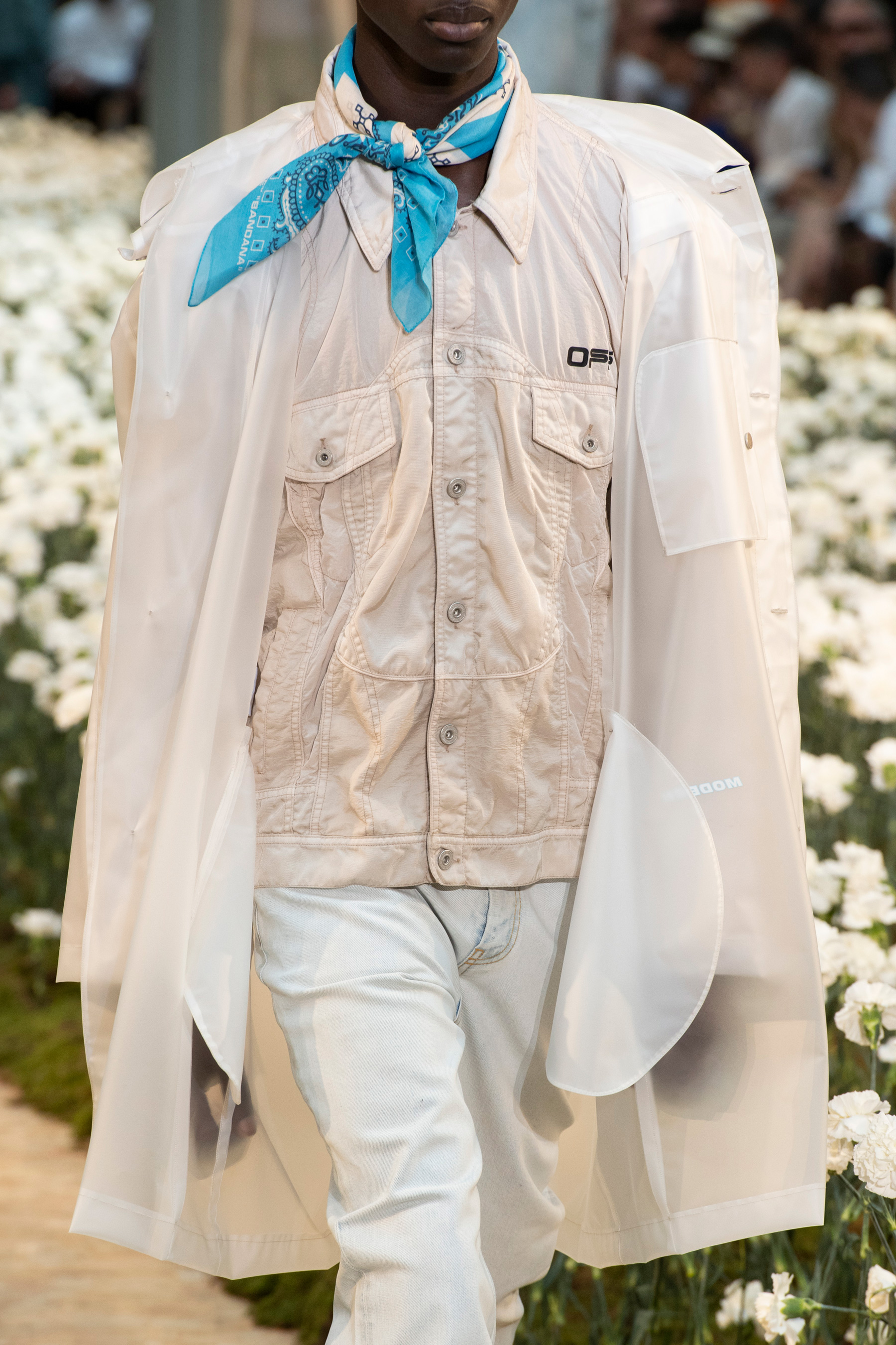 Off-white Spring 2020 Men's Fashion Show Details