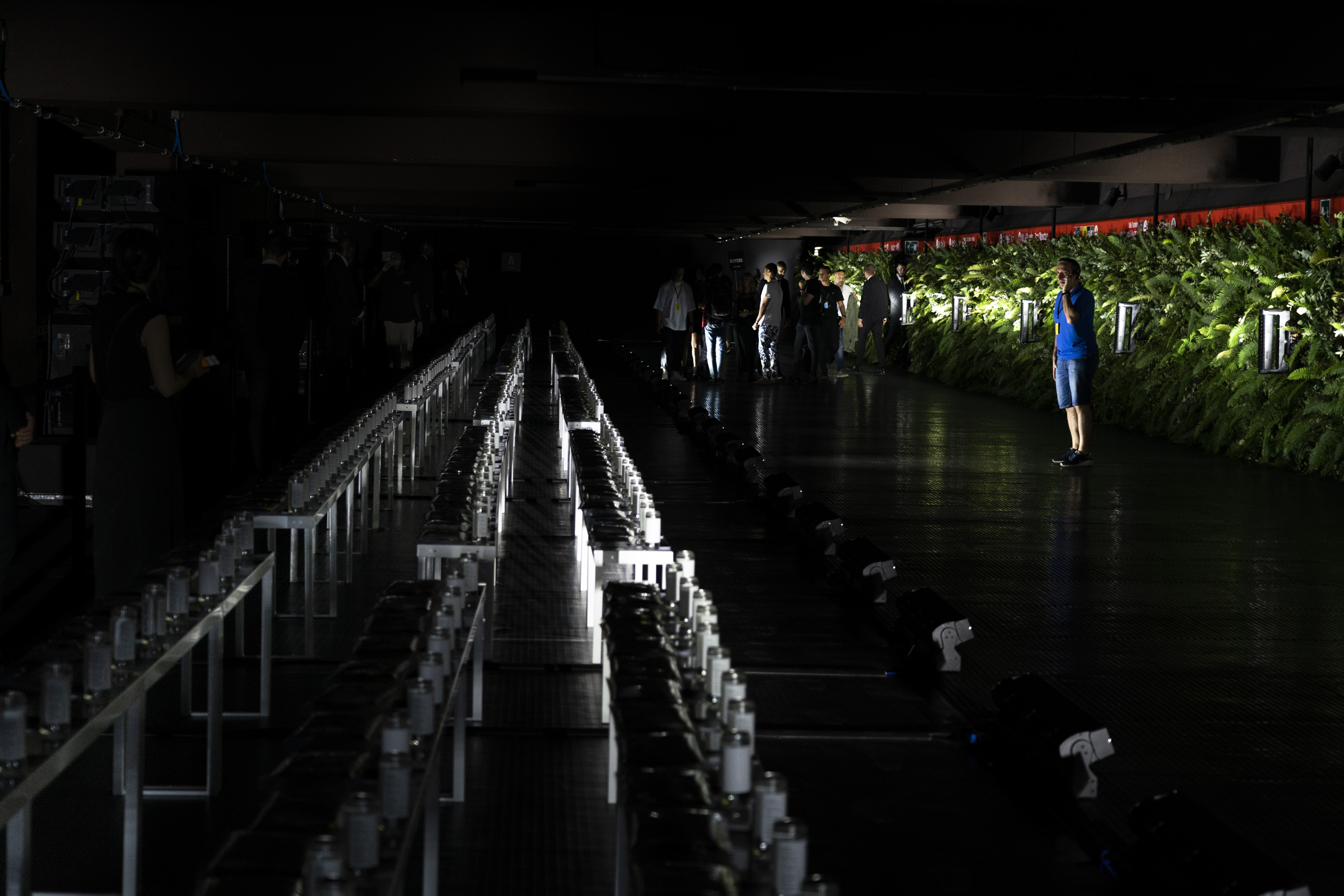 Palm Angels Spring 2020 Men's Fashion Show Atmosphere
