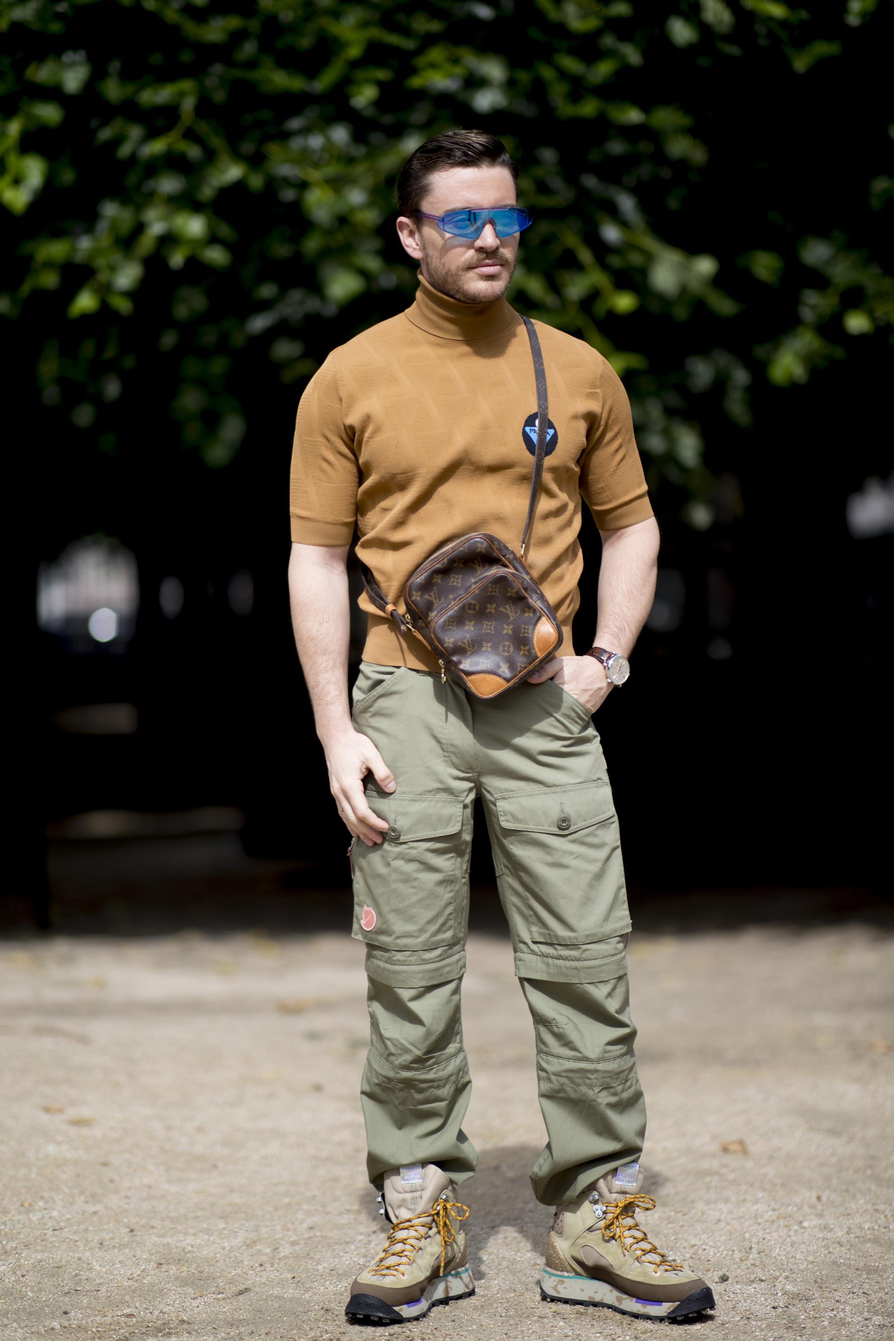 Paris Men's Street Style Spring 2020 Day