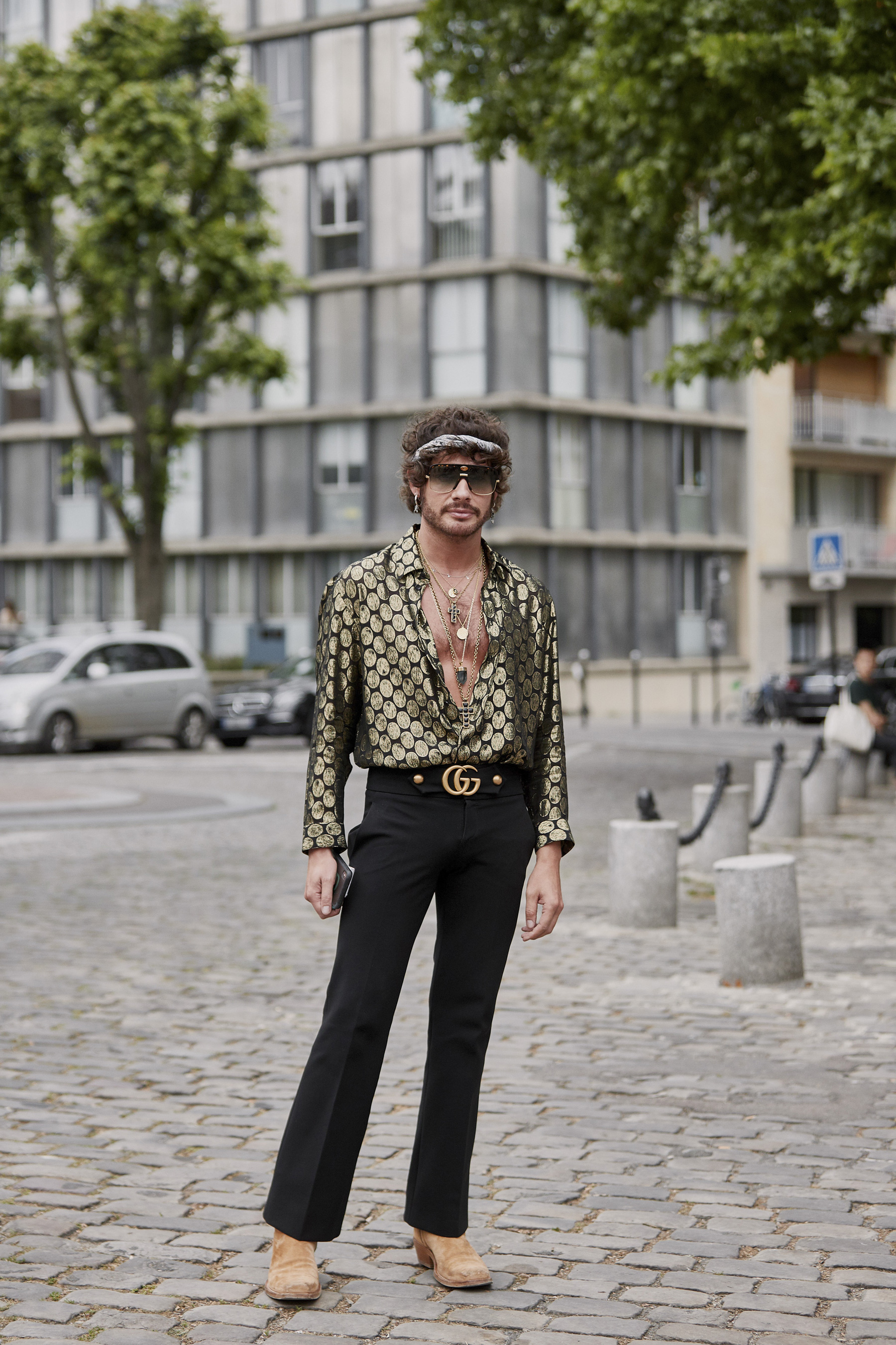 Paris Men's Street Style Spring 2020 More from Day 5
