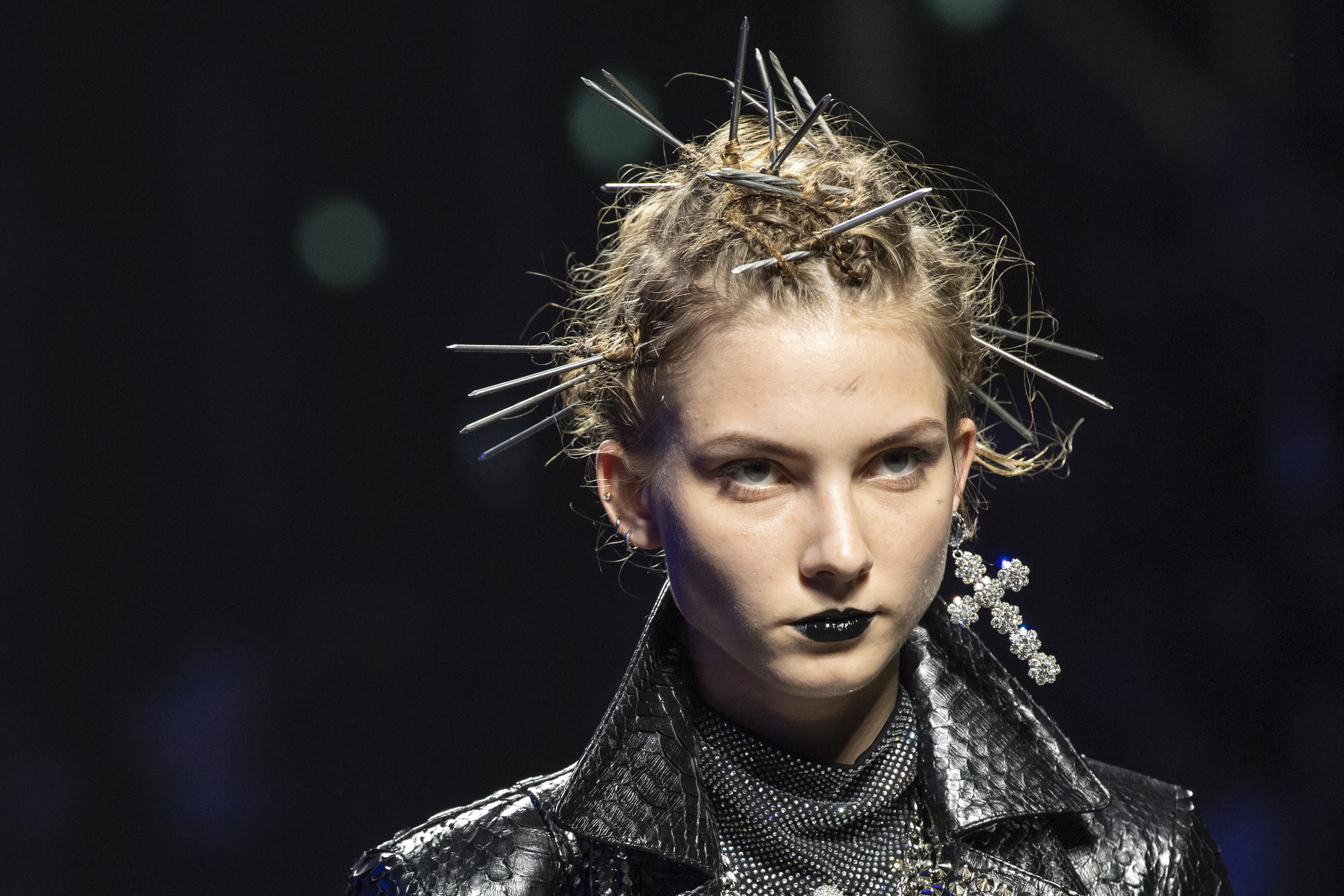 Philipp Plein Spring 2020 Men's Fashion Show Details