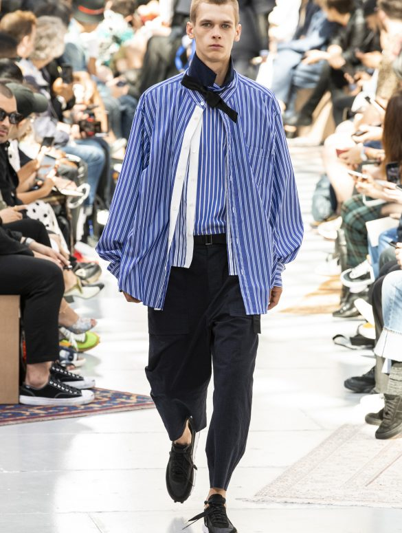 Sacai Spring 2020 Men's Fashion Show