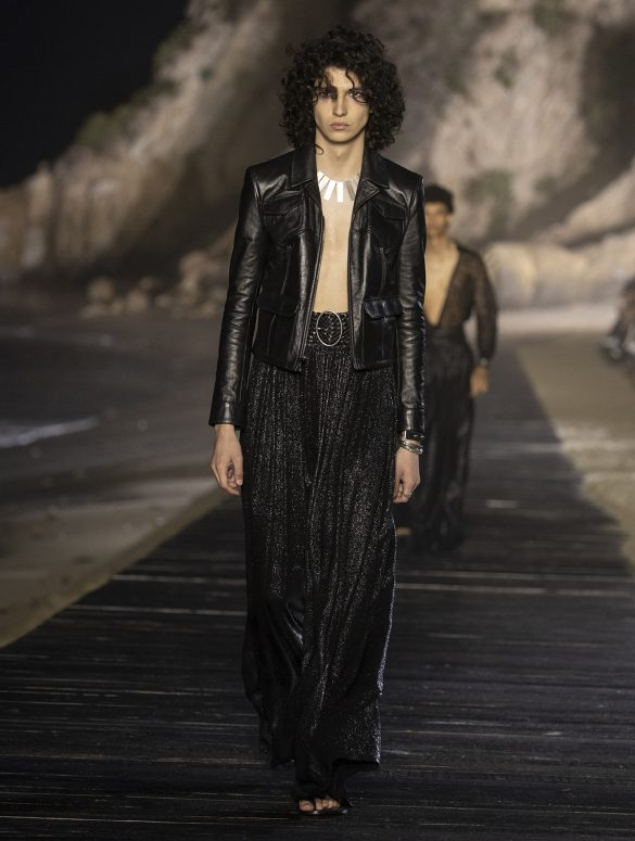 Saint Laurent Men's Spring 2020 Fashion Show