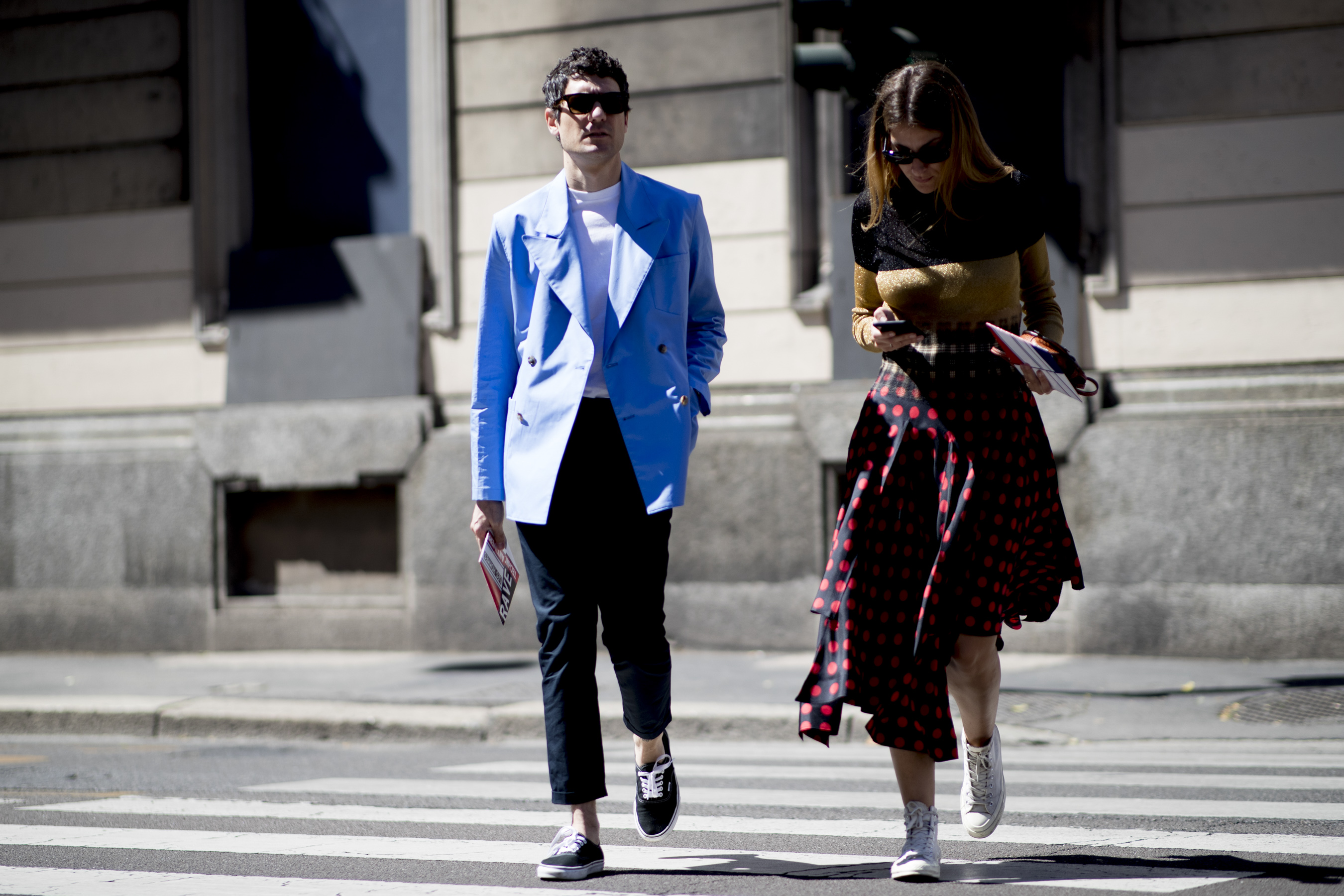 Milan Men's Street Style Spring 2020 DAY 2