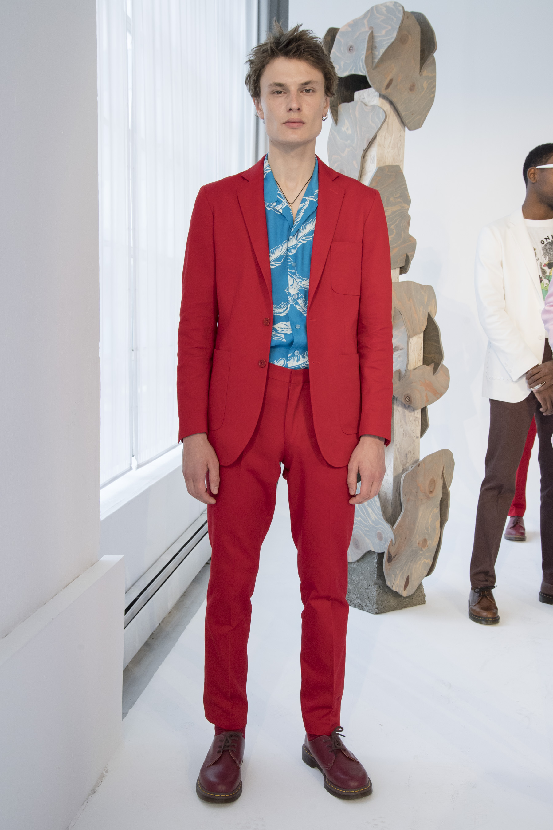 Timo Weiland Spring 2020 Men's Fashion Show