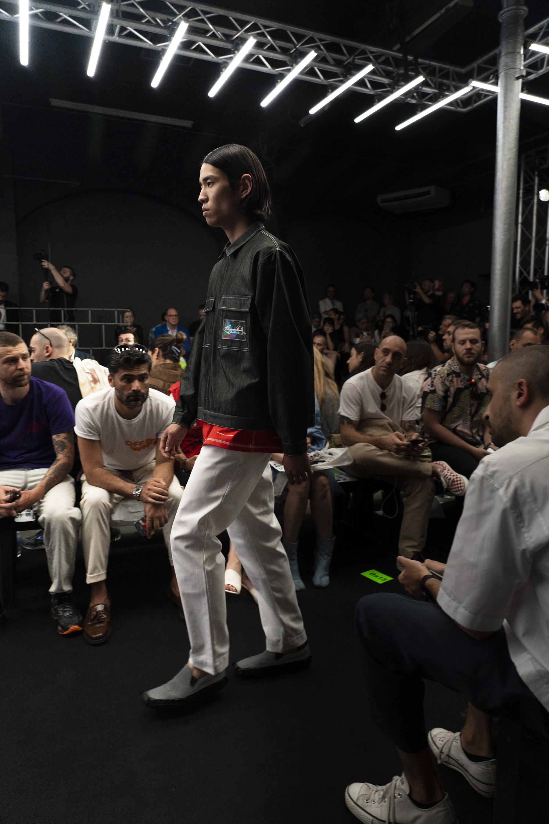 United Standard Spring 2020 Men's Fashion Show Atmosphere