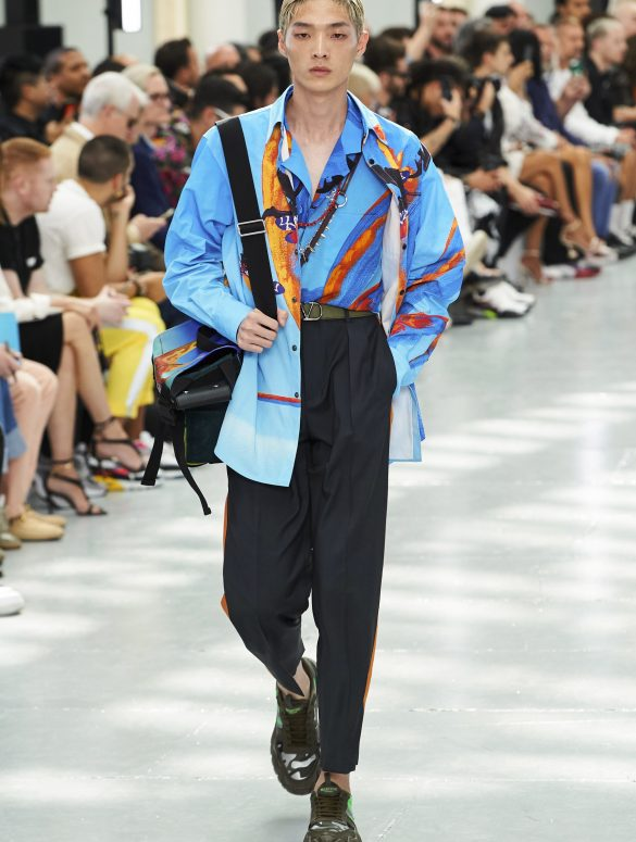Valentino Spring 2020 Men's Fashion Show