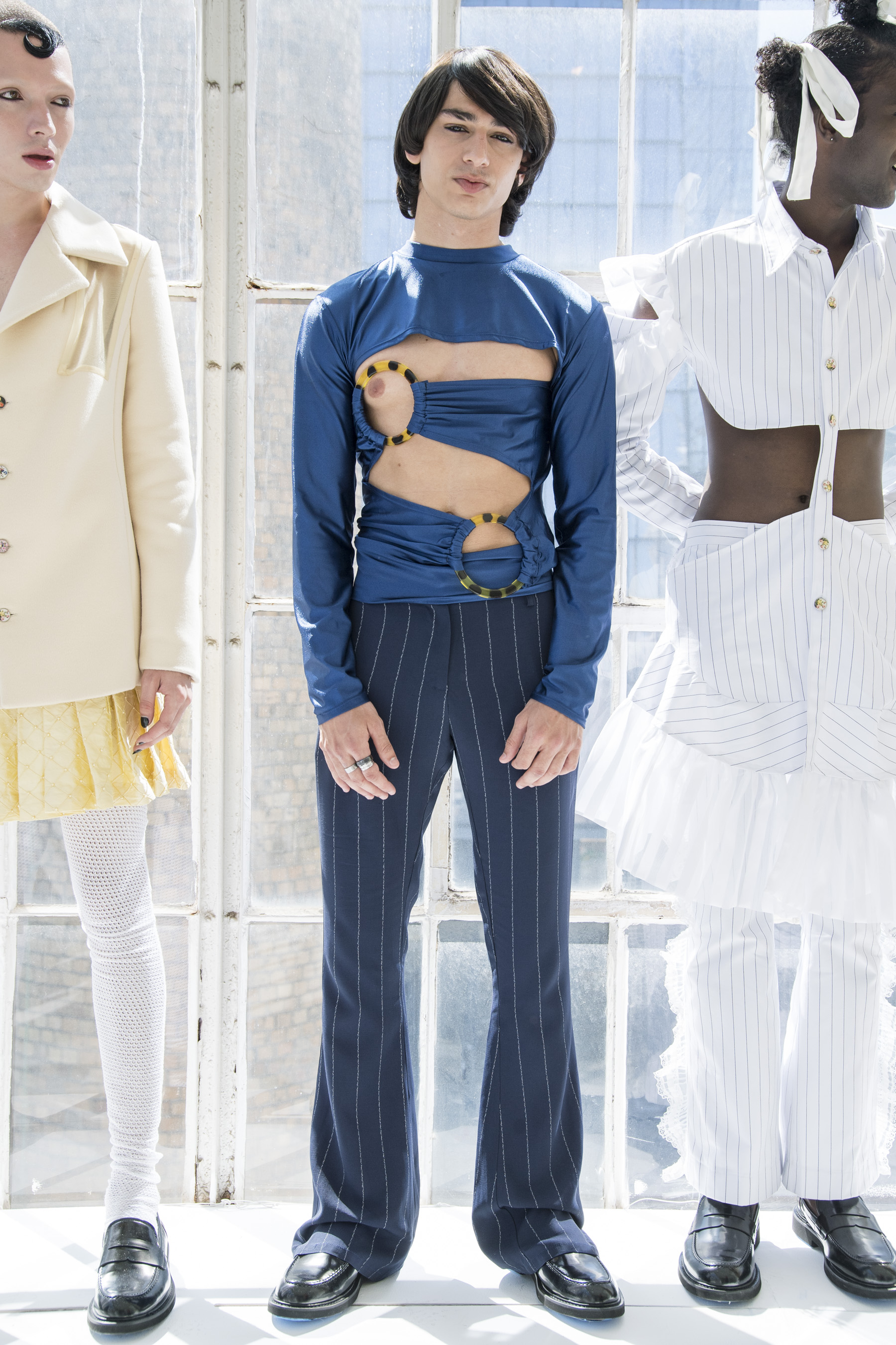 Vasilis Loizides Spring 2020 Men's Fashion Show