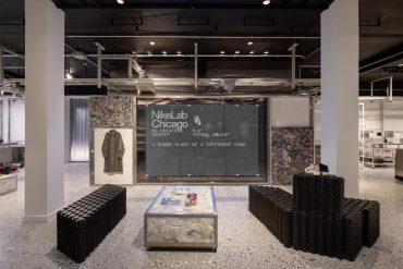 Virgil Abloh X Nike unveil creative summer residency in Chicago