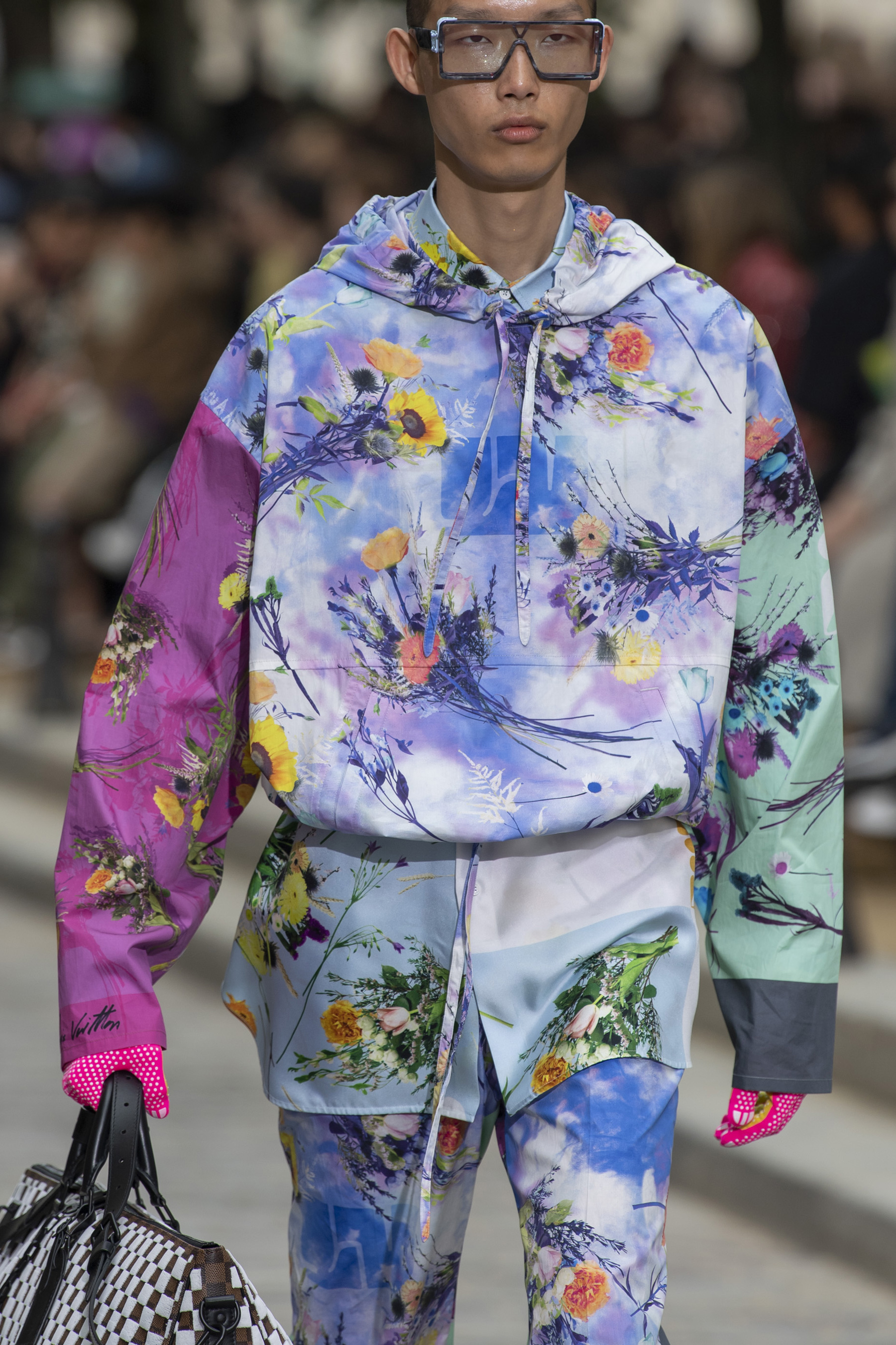 Louis Vuitton Spring 2020 Men's Fashion Show Details
