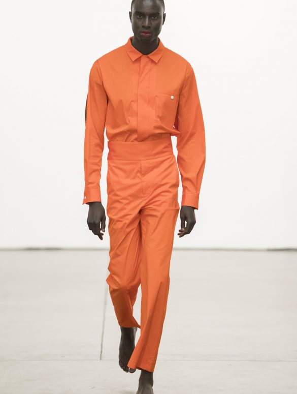Wan Hung Spring 2020 Men's Fashion Show